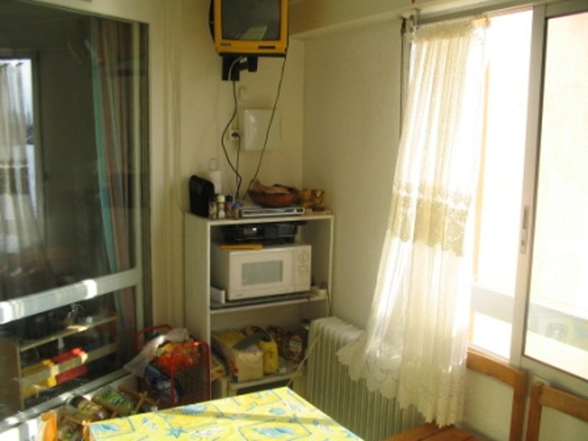 Ferienwohnung Wohnung mit einem Zimmer in Gruissan mit herrlichem Meerblick und W-LAN - 300 m vom Strand (2339647), Gruissan, Mittelmeerküste Aude, Languedoc-Roussillon, Frankreich, Bild 5