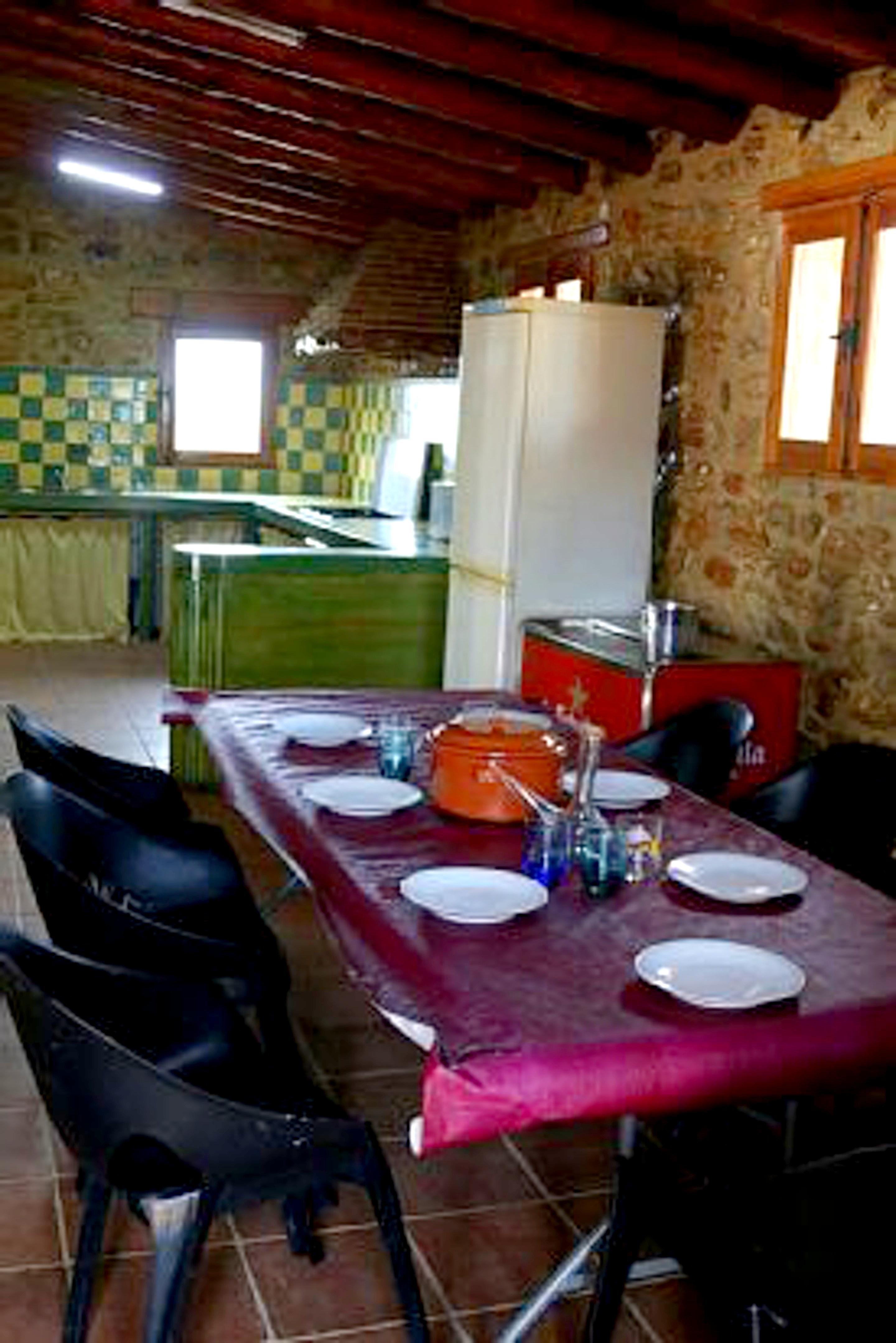 Ferienhaus Villa mit 6 Schlafzimmern in La Salzadella mit privatem Pool und eingezäuntem Garten (2706150), La Salzadella, Provinz Castellón, Valencia, Spanien, Bild 12