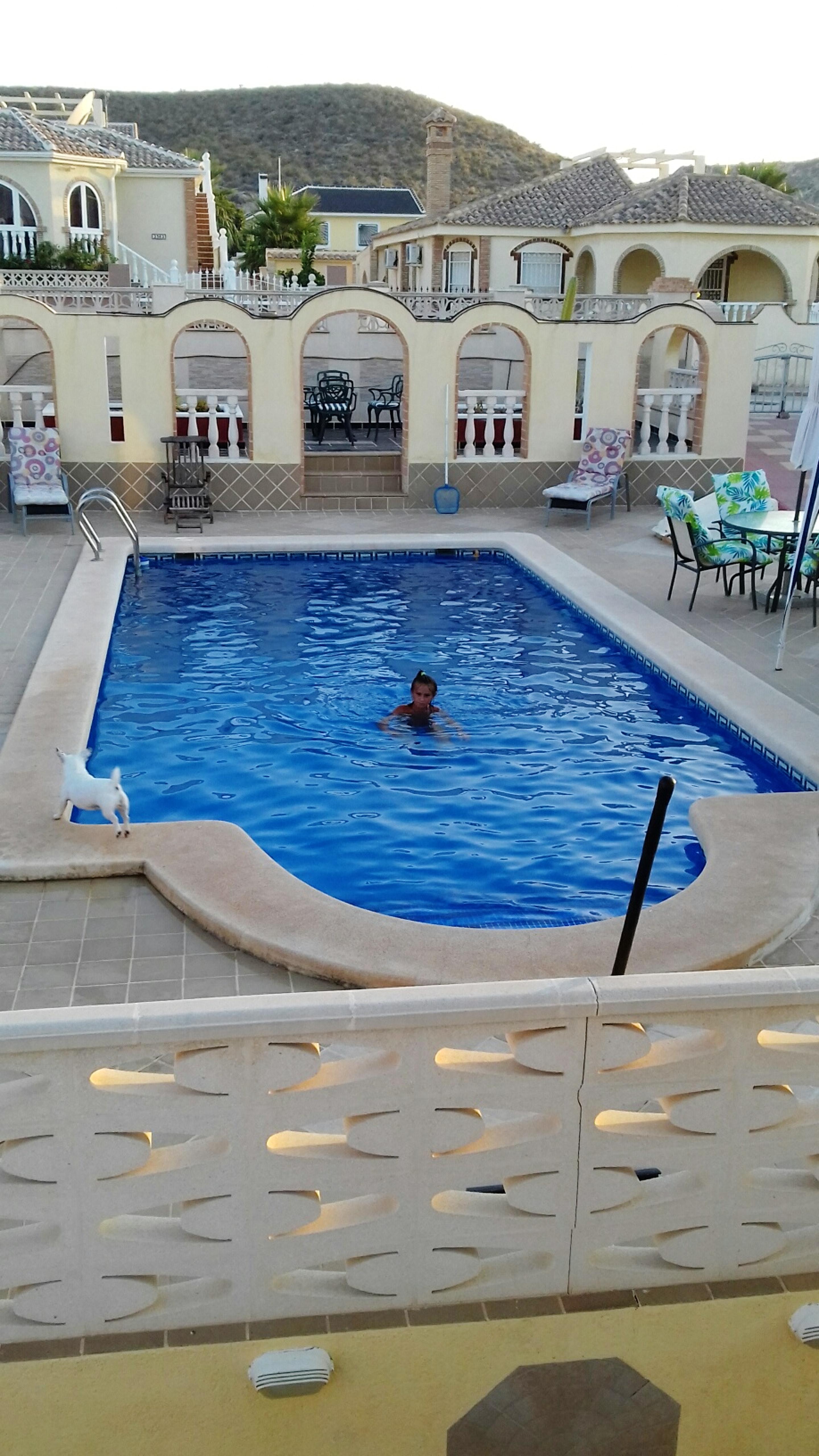 Appartement de vacances Wohnung mit 2 Schlafzimmern in Mazarrón mit toller Aussicht auf die Berge, privatem Pool,  (2632538), Mazarron, Costa Calida, Murcie, Espagne, image 2