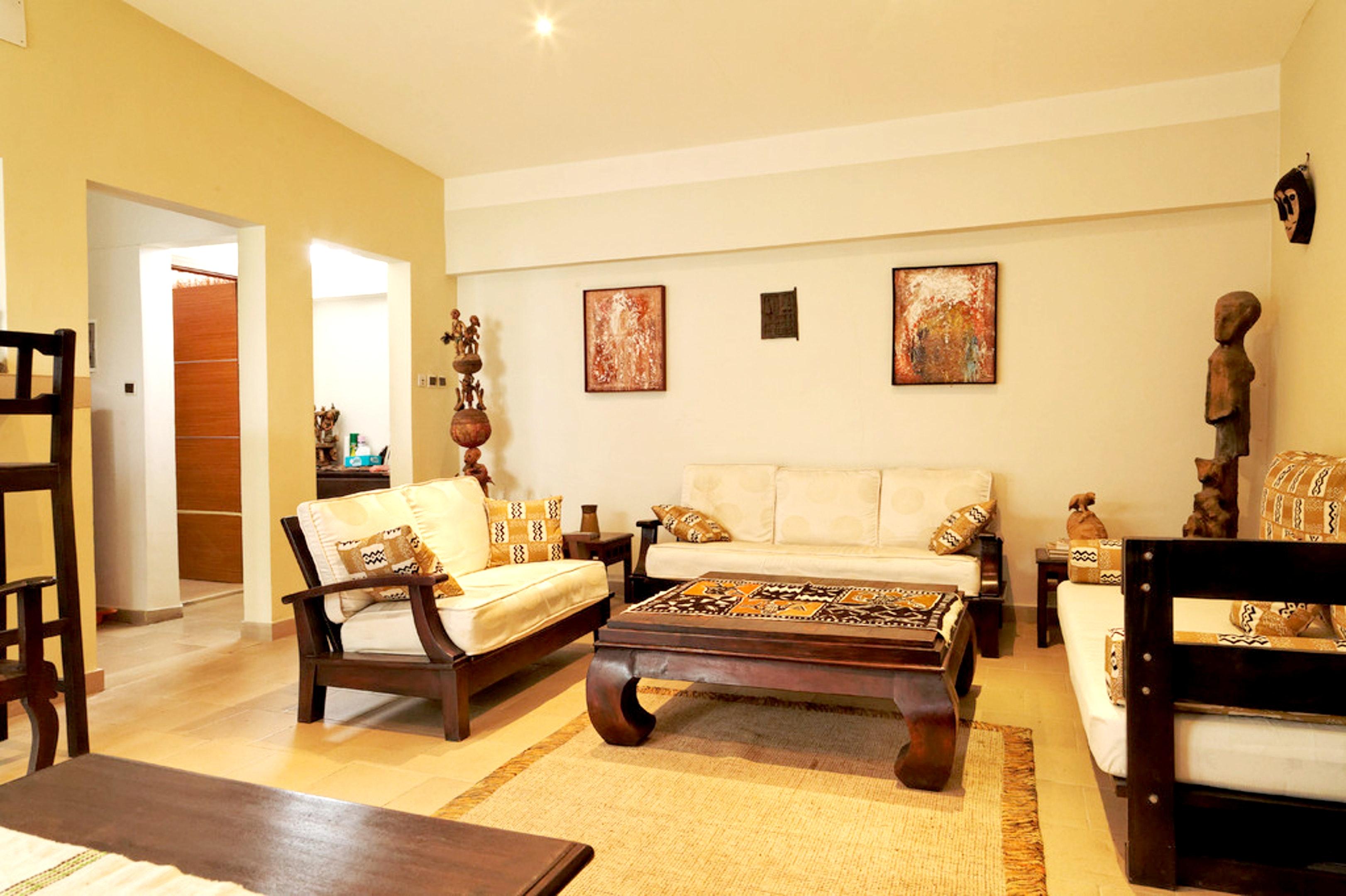 Haus mit 2 Schlafzimmern in Cotonou mit eingez&aum Ferienhaus in Afrika
