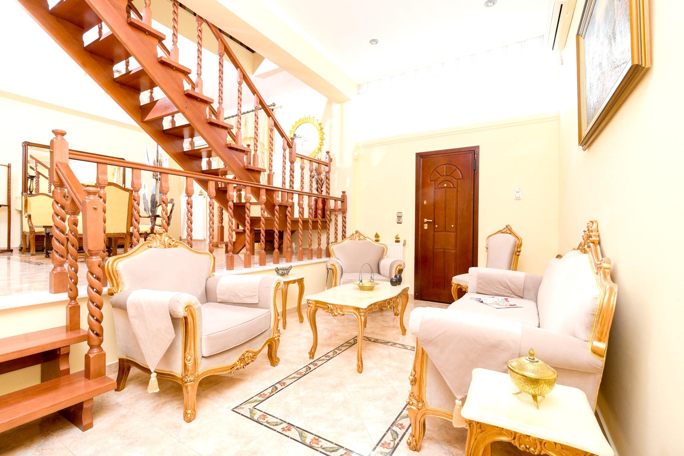 Holiday house Villa mit 5 Schlafzimmern in Kitsi mit privatem Pool, eingezäuntem Garten und W-LAN (2339398), Koropion, , Attica, Greece, picture 8