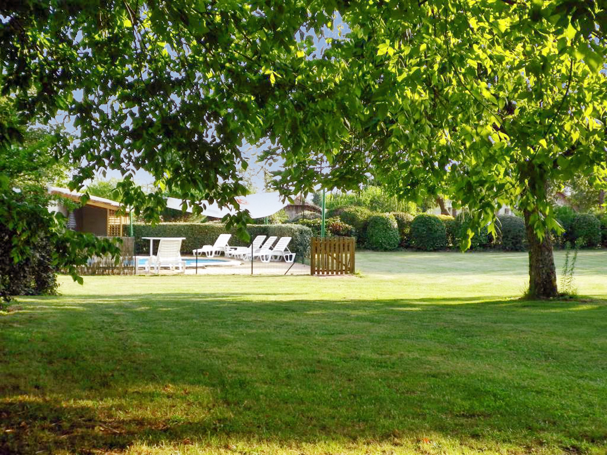Ferienhaus Villa mit 4 Zimmern in Trensacq mit privatem Pool und möbliertem Garten - 45 km vom Strand (2202366), Trensacq, Landes, Aquitanien, Frankreich, Bild 31