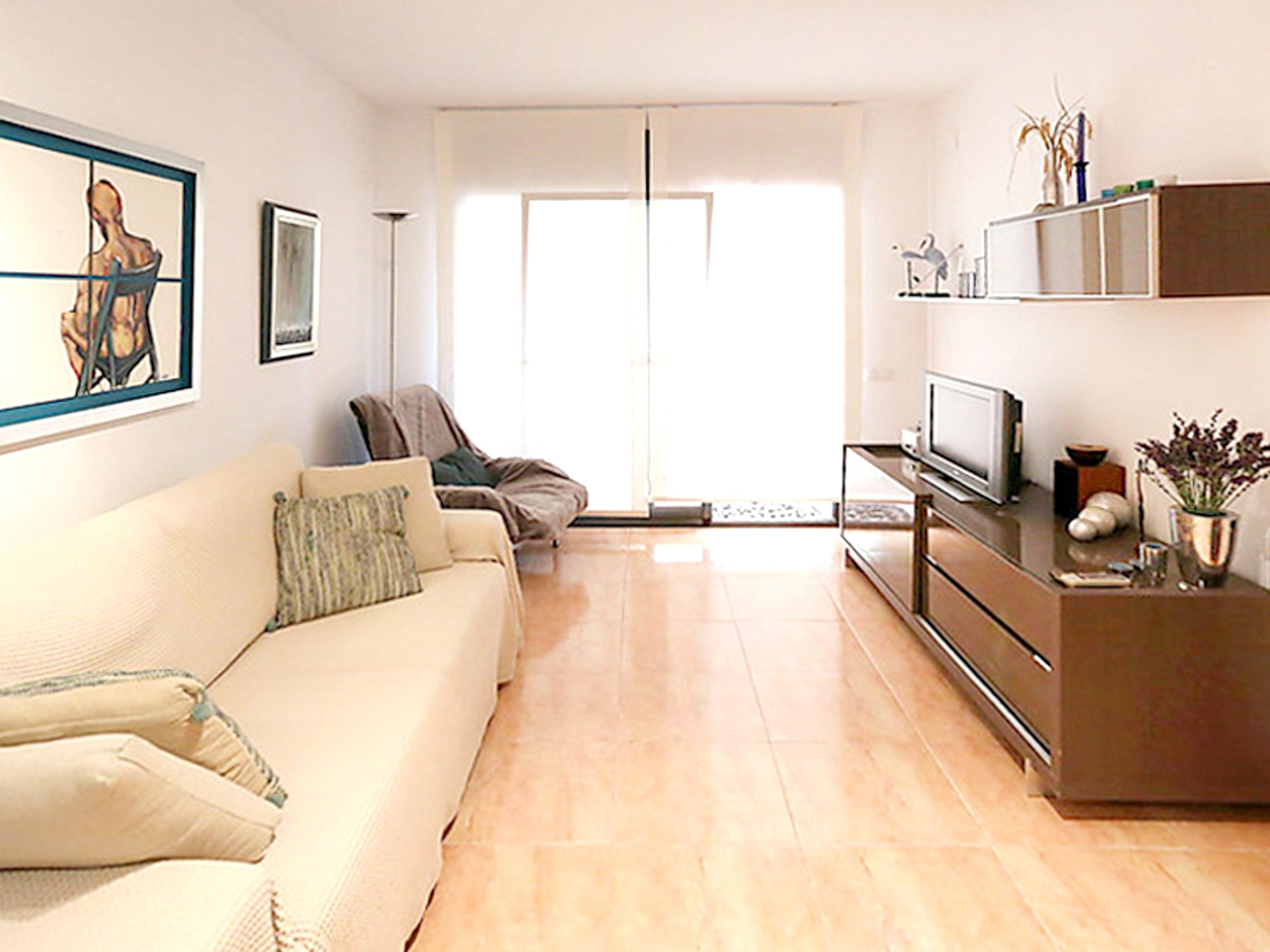 Ferienwohnung Wohnung mit einem Schlafzimmer in L'Eucaliptus mit möblierter Terrasse - 100 m vom Strand  (2201643), L'Eucaliptus, Tarragona, Katalonien, Spanien, Bild 3