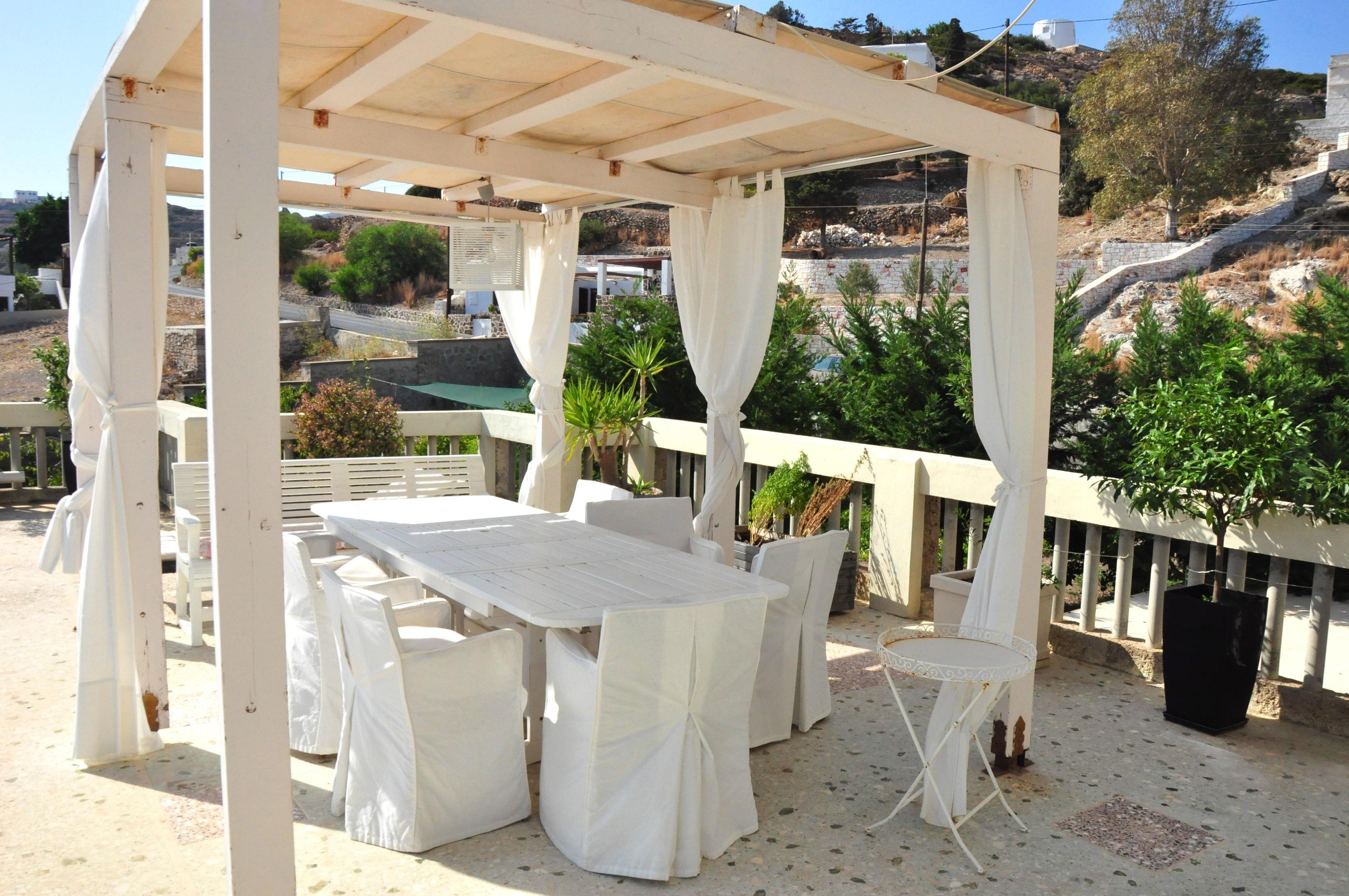 Ferienwohnung Wohnung mit 2 Schlafzimmern in Psathi mit herrlichem Meerblick und möblierter Terrasse - 7 (2201600), Kimolos, Kimolos, Kykladen, Griechenland, Bild 2