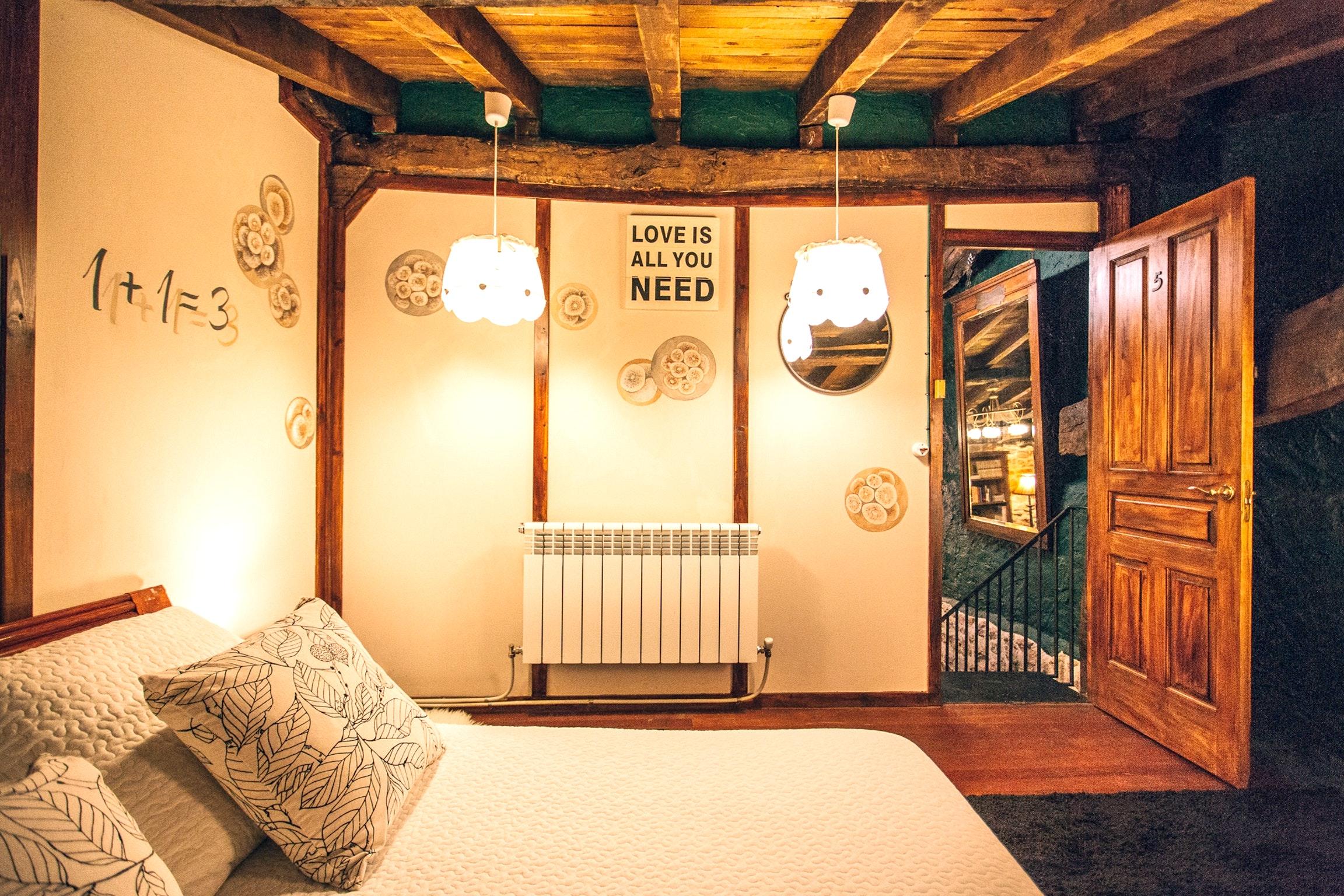 Ferienhaus Haus mit 5 Zimmern in Fuenteodra mit toller Aussicht auf die Berge, eingezäuntem Garten un (2211142), Fuenteodra, Burgos, Kastilien-León, Spanien, Bild 16