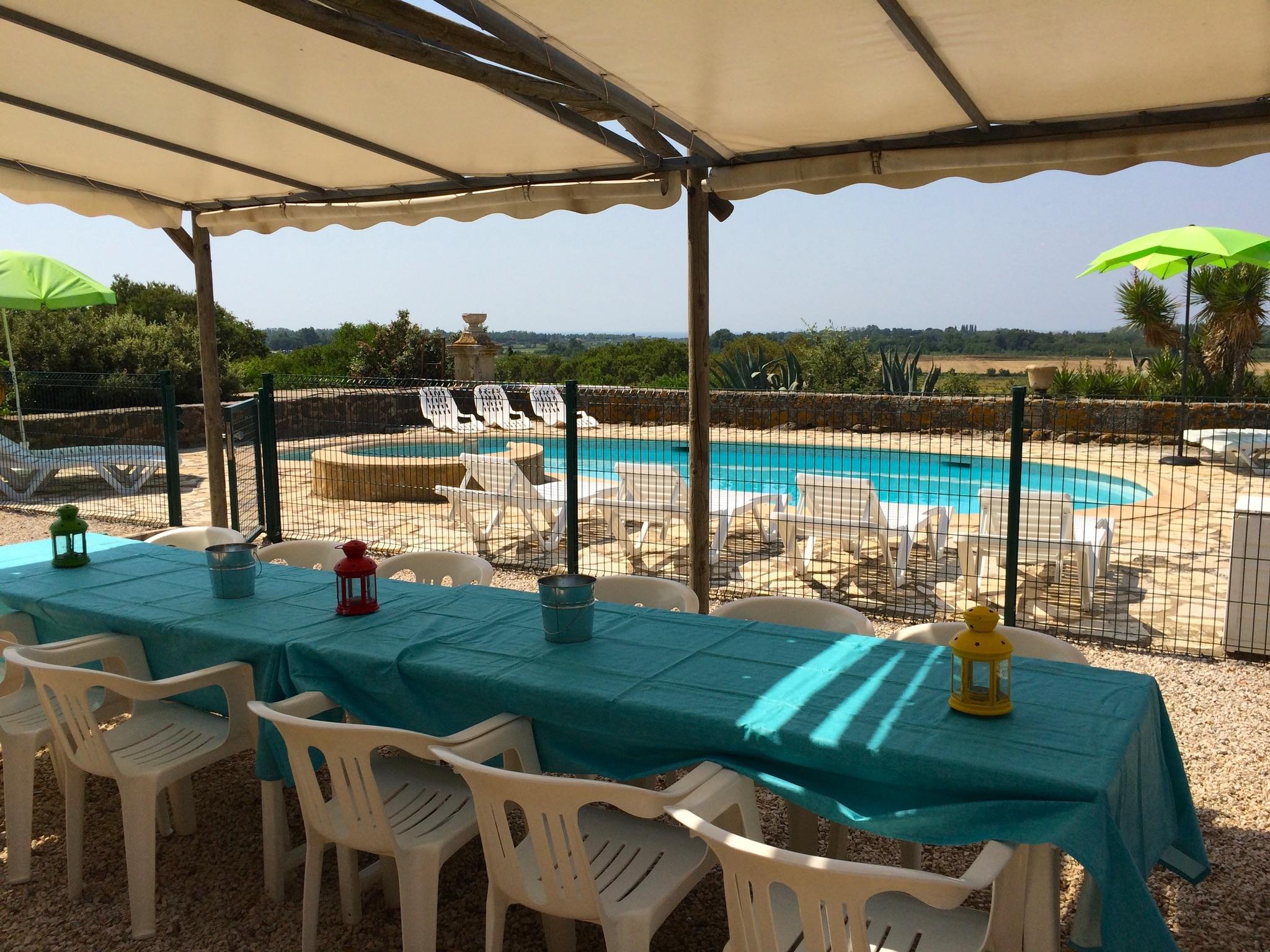 Ferienhaus Charaktervolles Haus in Hérault mit Pool und Garten (2201003), Portiragnes, Mittelmeerküste Hérault, Languedoc-Roussillon, Frankreich, Bild 23