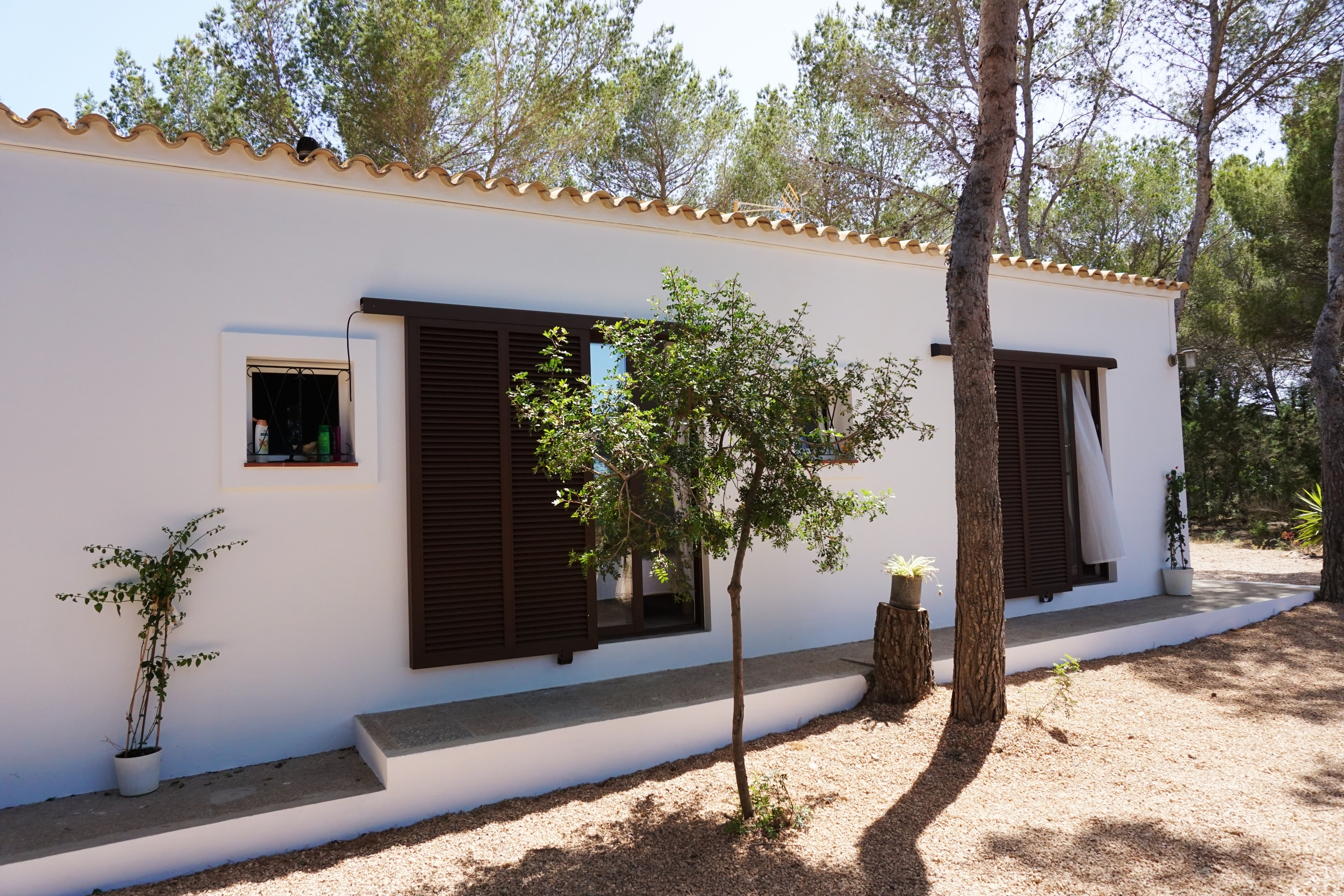 Maison de vacances Haus mit 2 Schlafzimmern in Platja de Migjorn mit möbliertem Garten und W-LAN - 500 m vom  (2401818), San Fernando, Formentera, Iles Baléares, Espagne, image 8