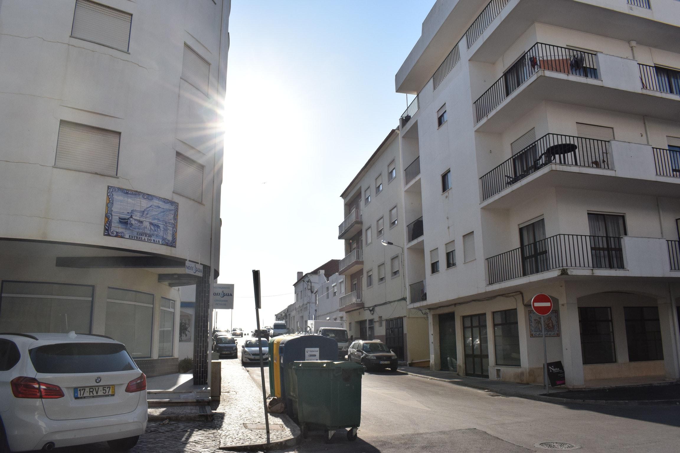 Holiday apartment Wohnung mit 2 Schlafzimmern in Nazaré mit schöner Aussicht auf die Stadt, Balkon und W-LAN (2614659), Nazaré, Costa de Prata, Central-Portugal, Portugal, picture 19