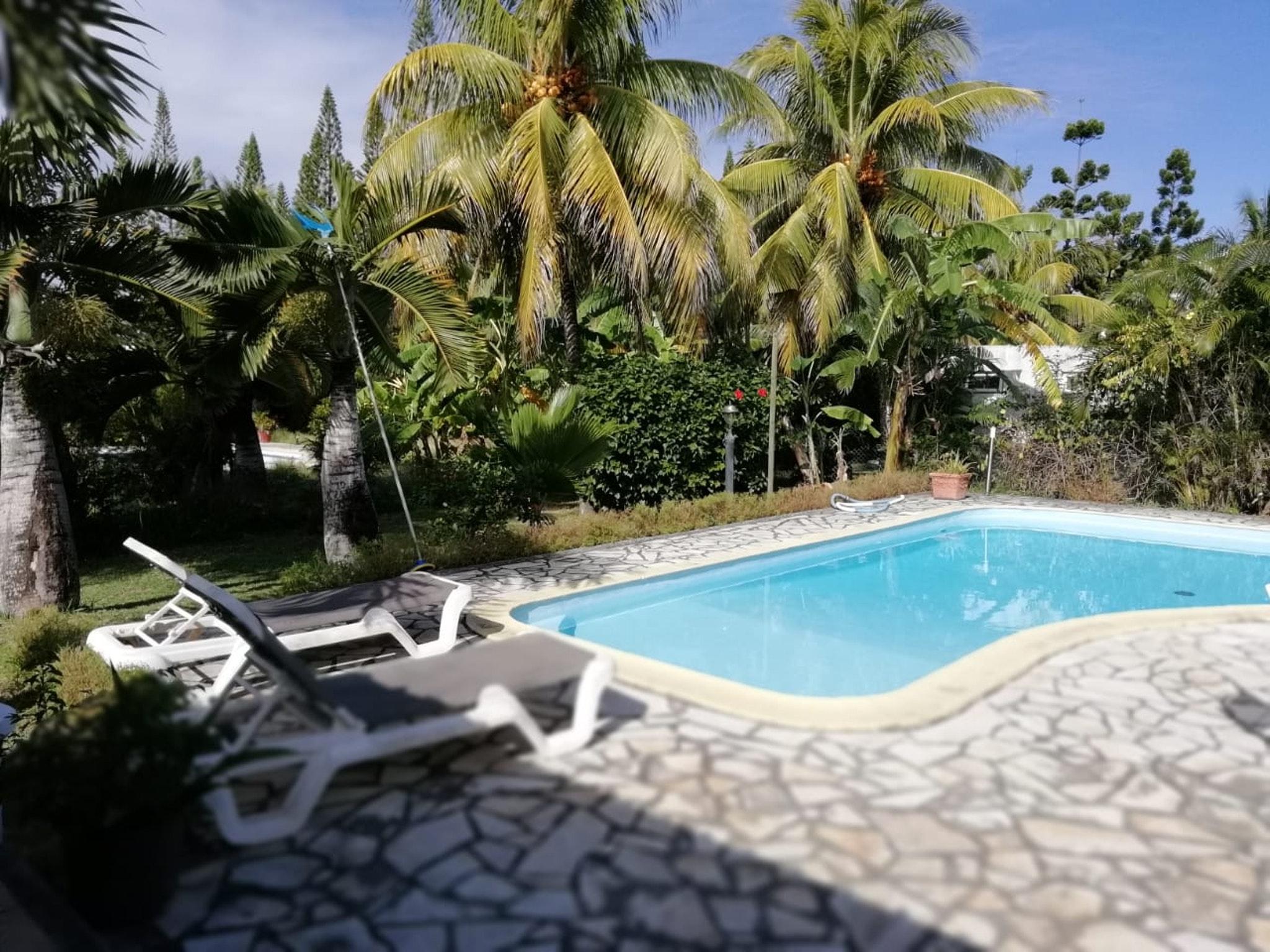 Villa mit 3 Schlafzimmern in Blue Bay mit privatem Villa in Afrika