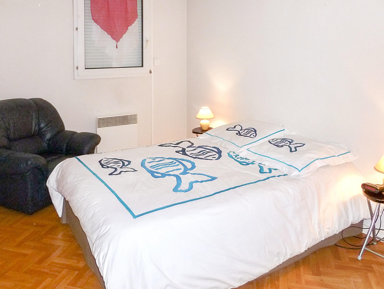 Holiday apartment Wohnung mit einem Schlafzimmer in Fréjus mit schöner Aussicht auf die Stadt, Pool und Balk (2202442), Fréjus, Côte d'Azur, Provence - Alps - Côte d'Azur, France, picture 3