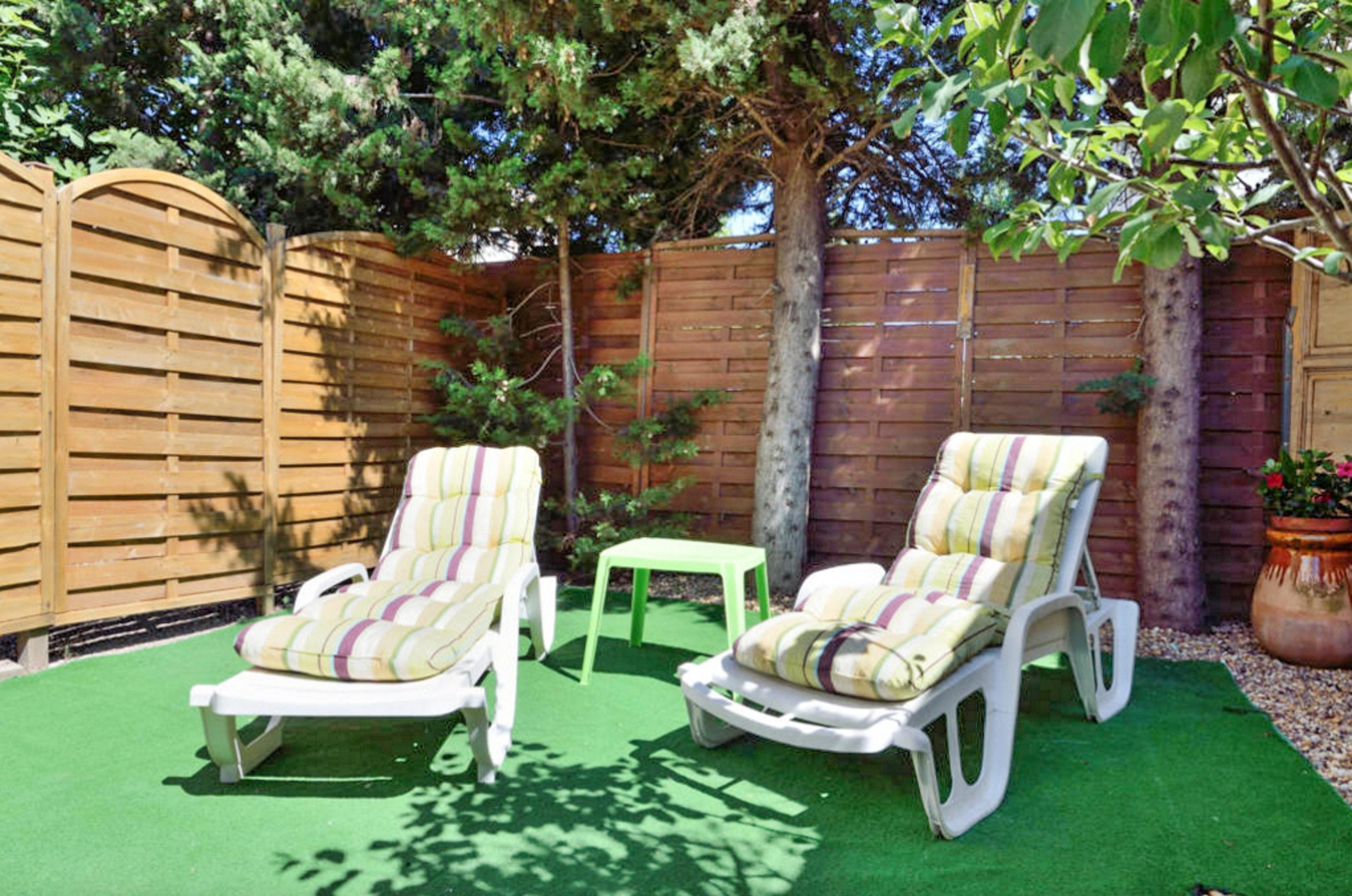 Holiday apartment Wohnung mit einem Schlafzimmer in Fréjus mit eingezäuntem Garten und W-LAN (2202409), Fréjus, Côte d'Azur, Provence - Alps - Côte d'Azur, France, picture 11