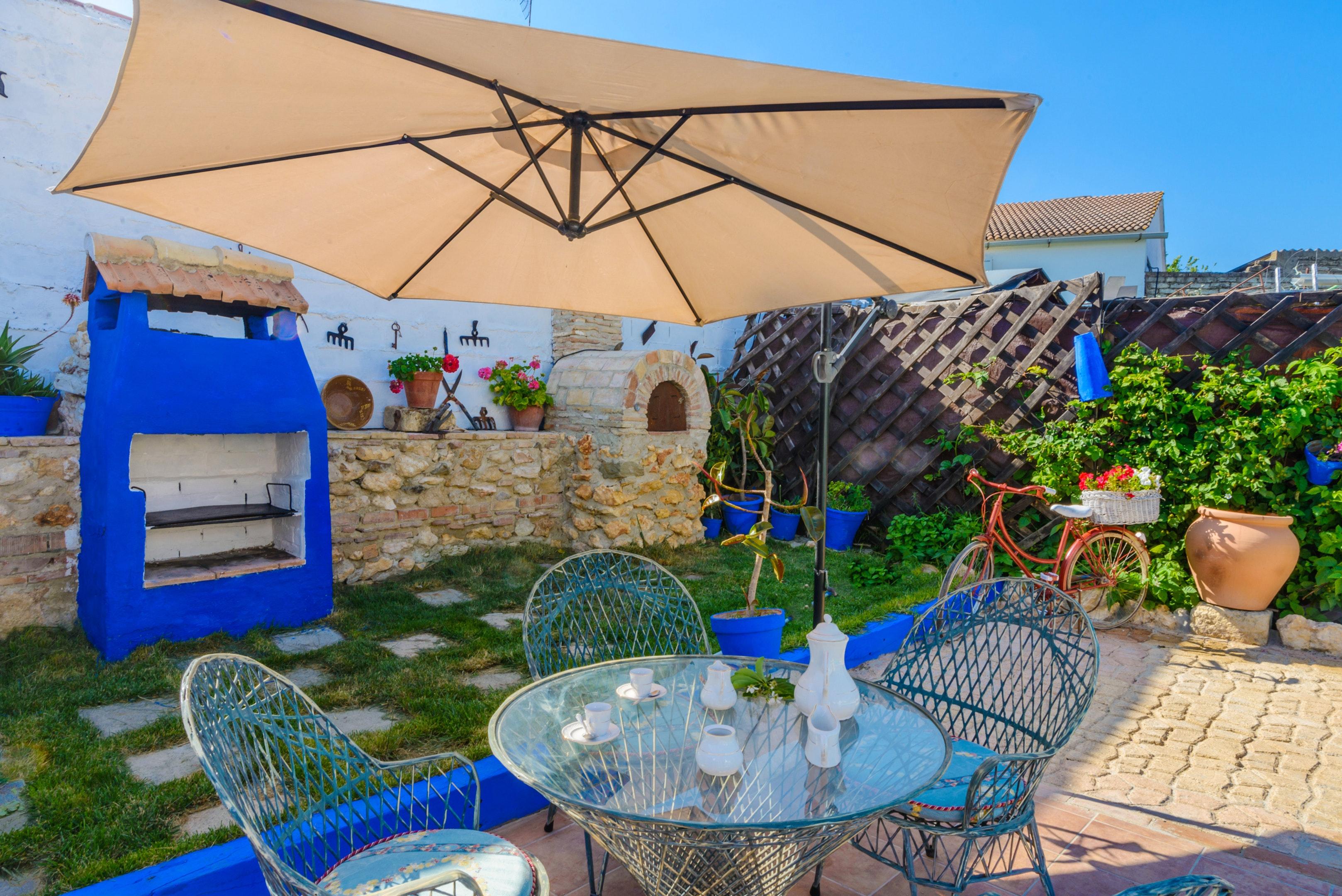 Ferienhaus Villa mit 3 Schlafzimmern in Peñaflor mit privatem Pool, eingezäuntem Garten und W-LAN (2208249), Peñaflor, Sevilla, Andalusien, Spanien, Bild 33