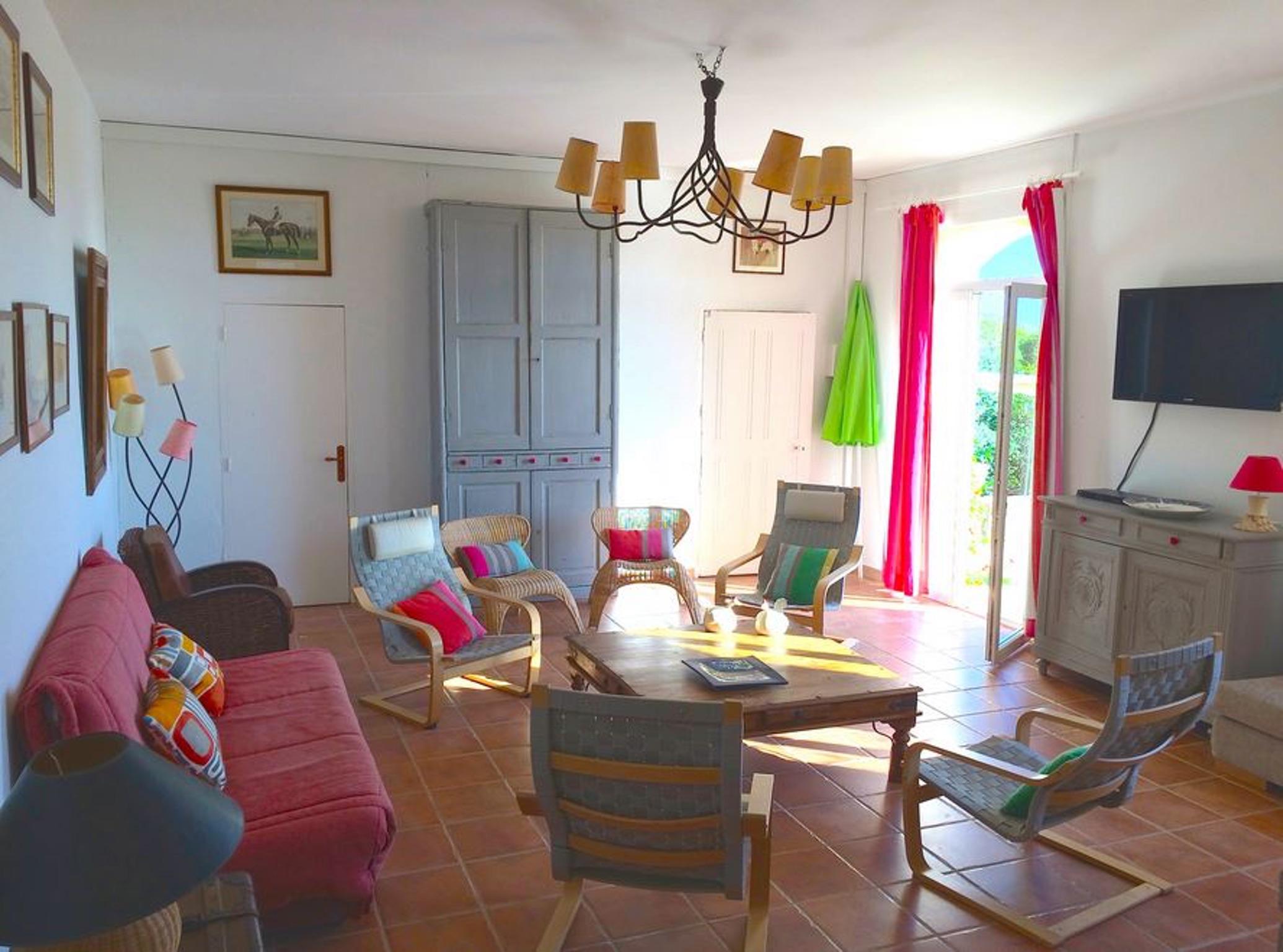 Ferienhaus Charaktervolles Haus in Hérault mit Pool und Garten (2201003), Portiragnes, Mittelmeerküste Hérault, Languedoc-Roussillon, Frankreich, Bild 7