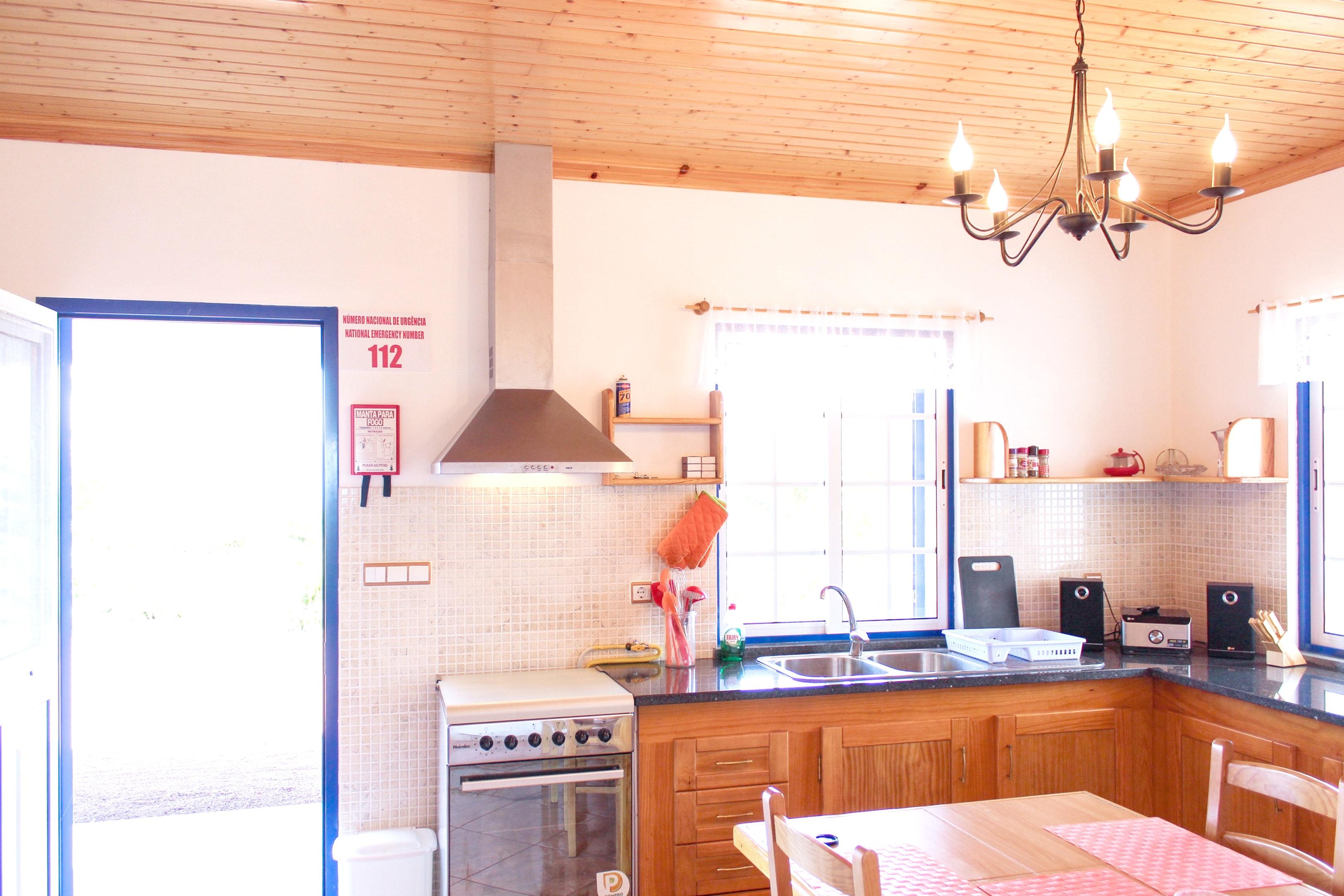 Ferienhaus Haus mit 2 Schlafzimmern in Baixa mit herrlichem Meerblick und eingezäuntem Garten (2202753), Baixa, Pico, Azoren, Portugal, Bild 18