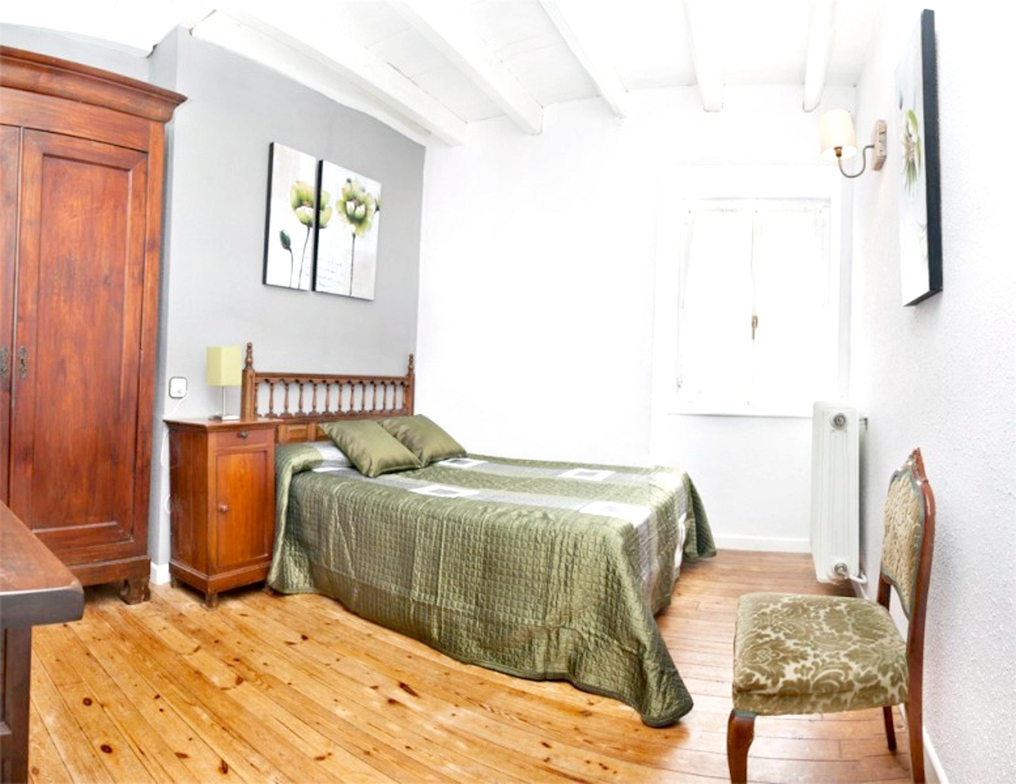Ferienhaus Haus mit 4 Schlafzimmern in Valcarlos mit toller Aussicht auf die Berge und eingezäuntem G (2519329), Gañecoleta, , Navarra, Spanien, Bild 12