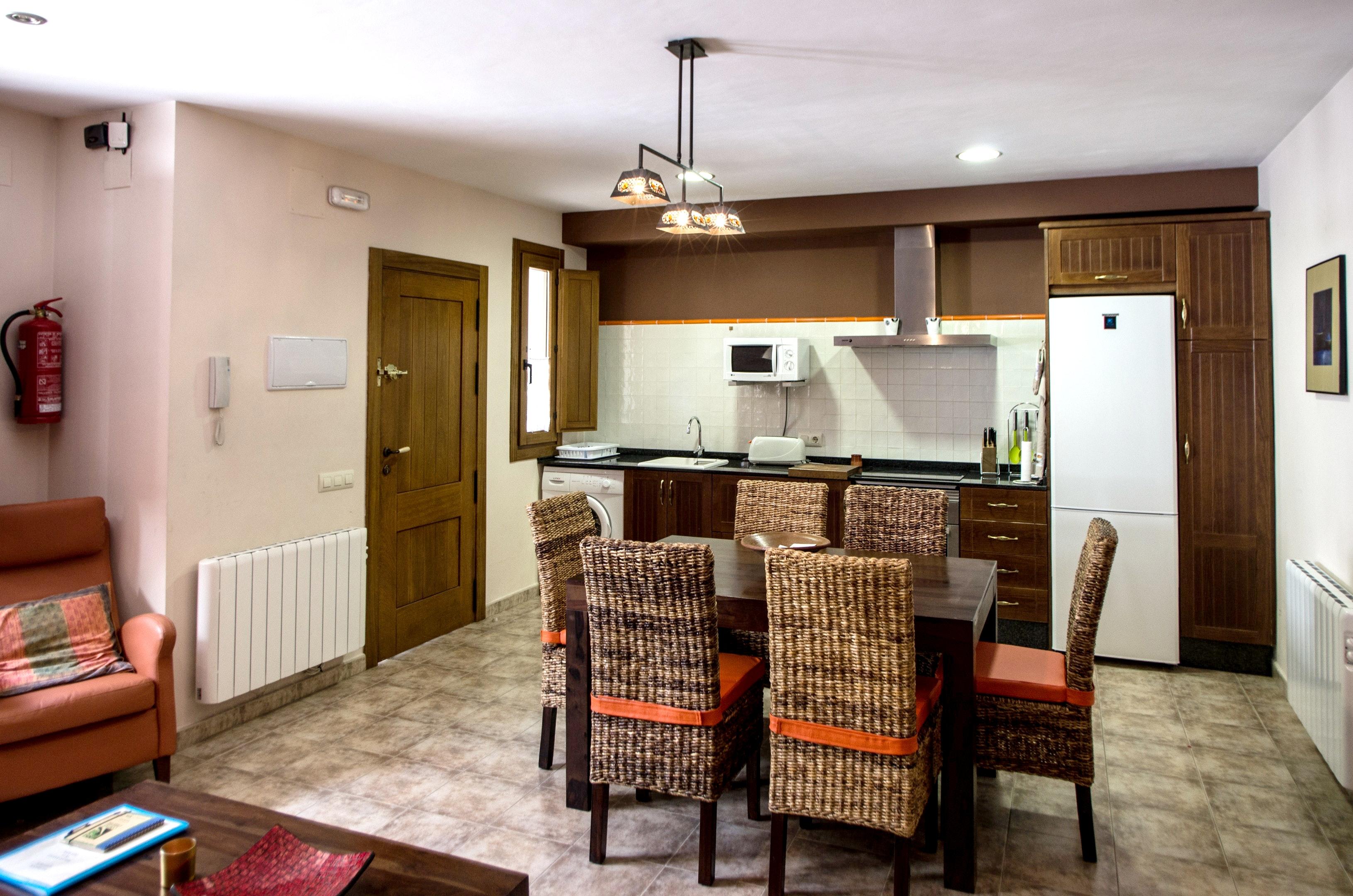 Ferienhaus Haus mit 3 Schlafzimmern in Talayuelas mit toller Aussicht auf die Berge, möblierter Terra (2202603), Talayuelas, Cuenca, Kastilien-La Mancha, Spanien, Bild 8