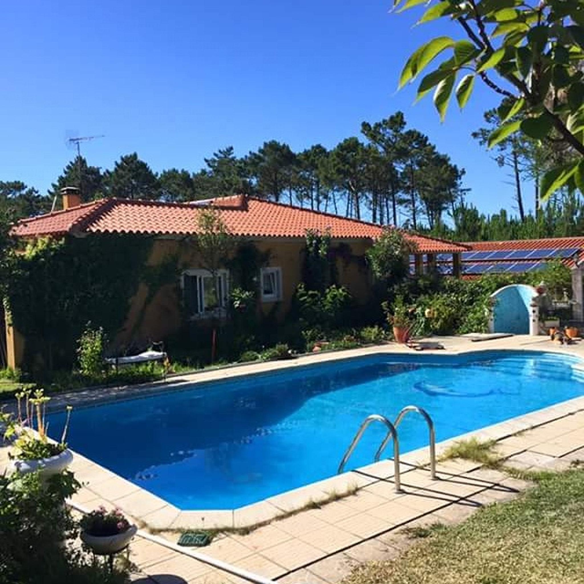 Holiday apartment Studio in Nazaré mit Pool, möbliertem Garten und W-LAN - 7 km vom Strand entfernt (2410449), Nazaré, Costa de Prata, Central-Portugal, Portugal, picture 9