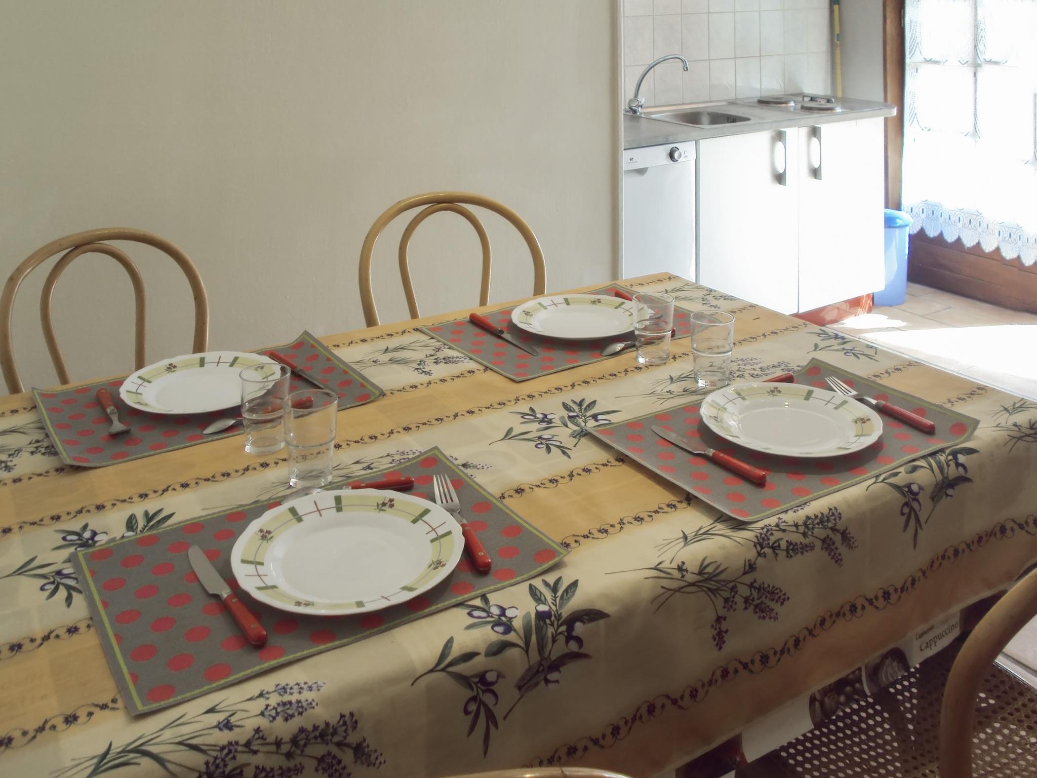 Holiday apartment Wohnung an der Côte d'Azur mit Terrasse, 900 m vom Strand und dem Zentrum entfernt (2202310), Cavalaire sur Mer, Côte d'Azur, Provence - Alps - Côte d'Azur, France, picture 5