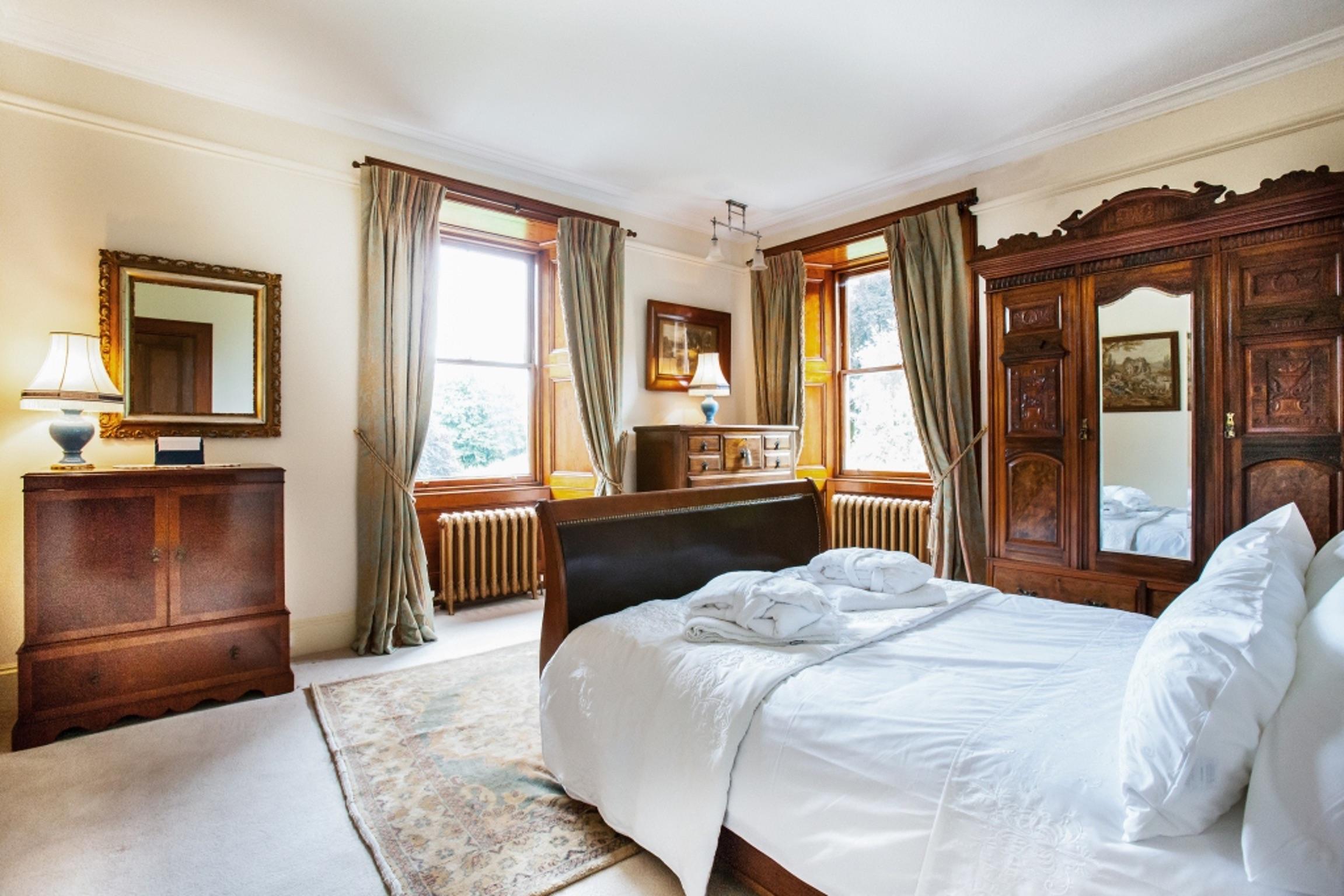 Holiday house Viktorianisches Herrenhaus in Schottland mit sieben Schlafzimmern, riesigem Garten und Par (2202064), Moffat, Southern Scotland, Scotland, United Kingdom, picture 16