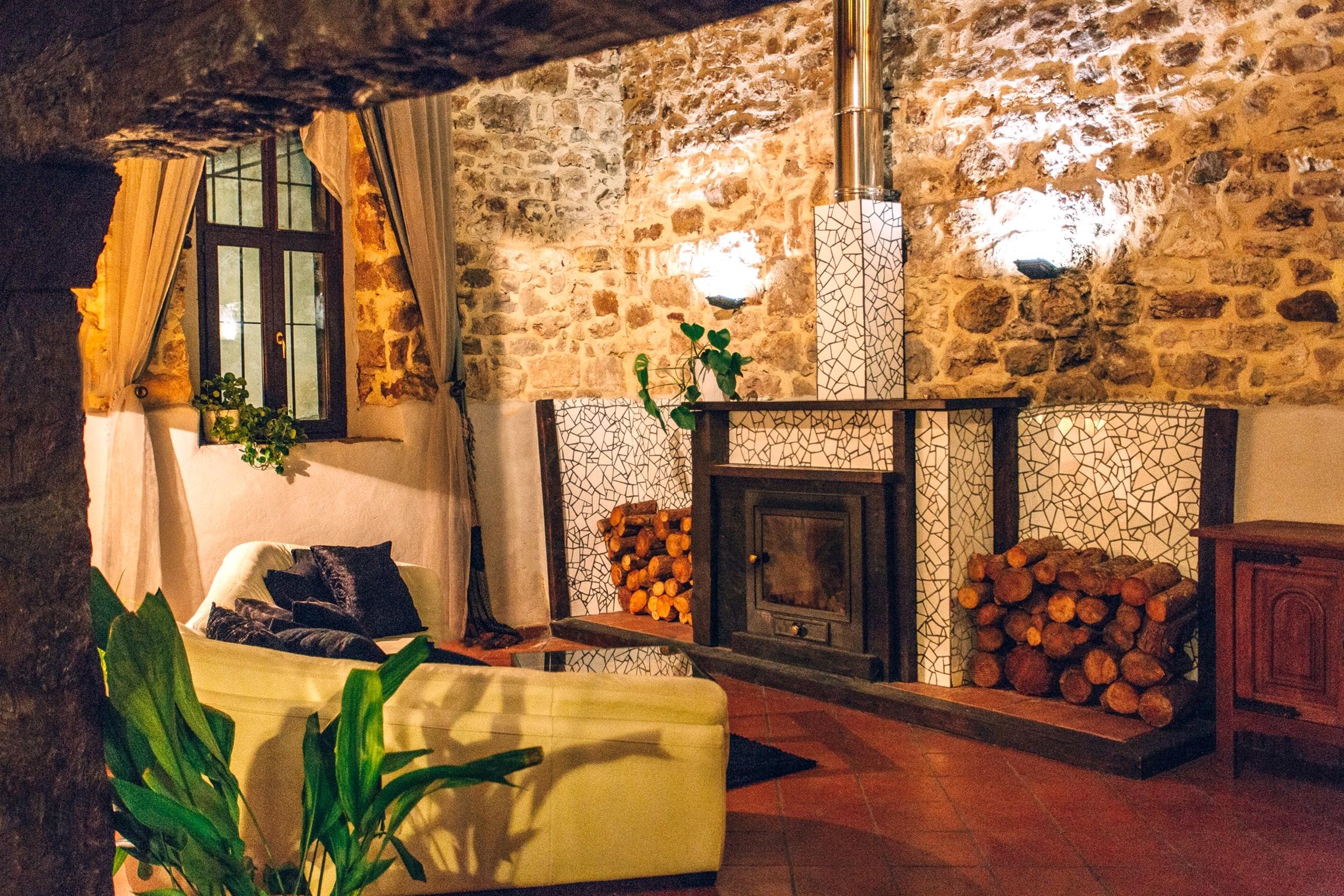 Ferienhaus Haus mit 5 Zimmern in Fuenteodra mit toller Aussicht auf die Berge, eingezäuntem Garten un (2211142), Fuenteodra, Burgos, Kastilien-León, Spanien, Bild 3
