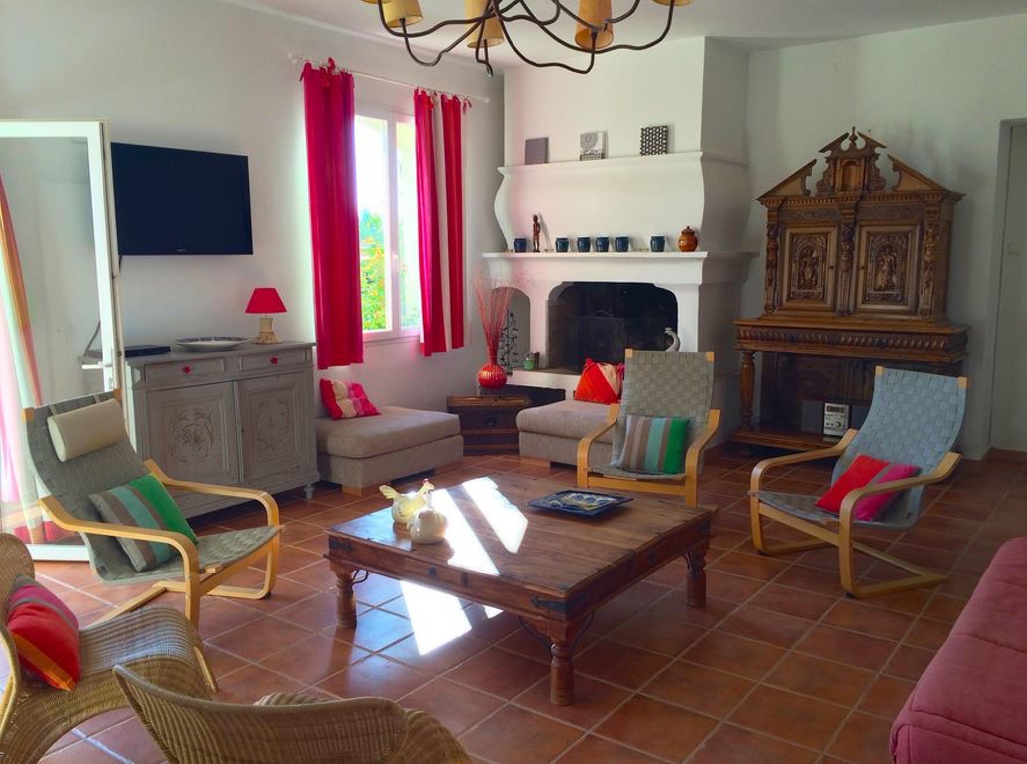 Ferienhaus Charaktervolles Haus in Hérault mit Pool und Garten (2201003), Portiragnes, Mittelmeerküste Hérault, Languedoc-Roussillon, Frankreich, Bild 8
