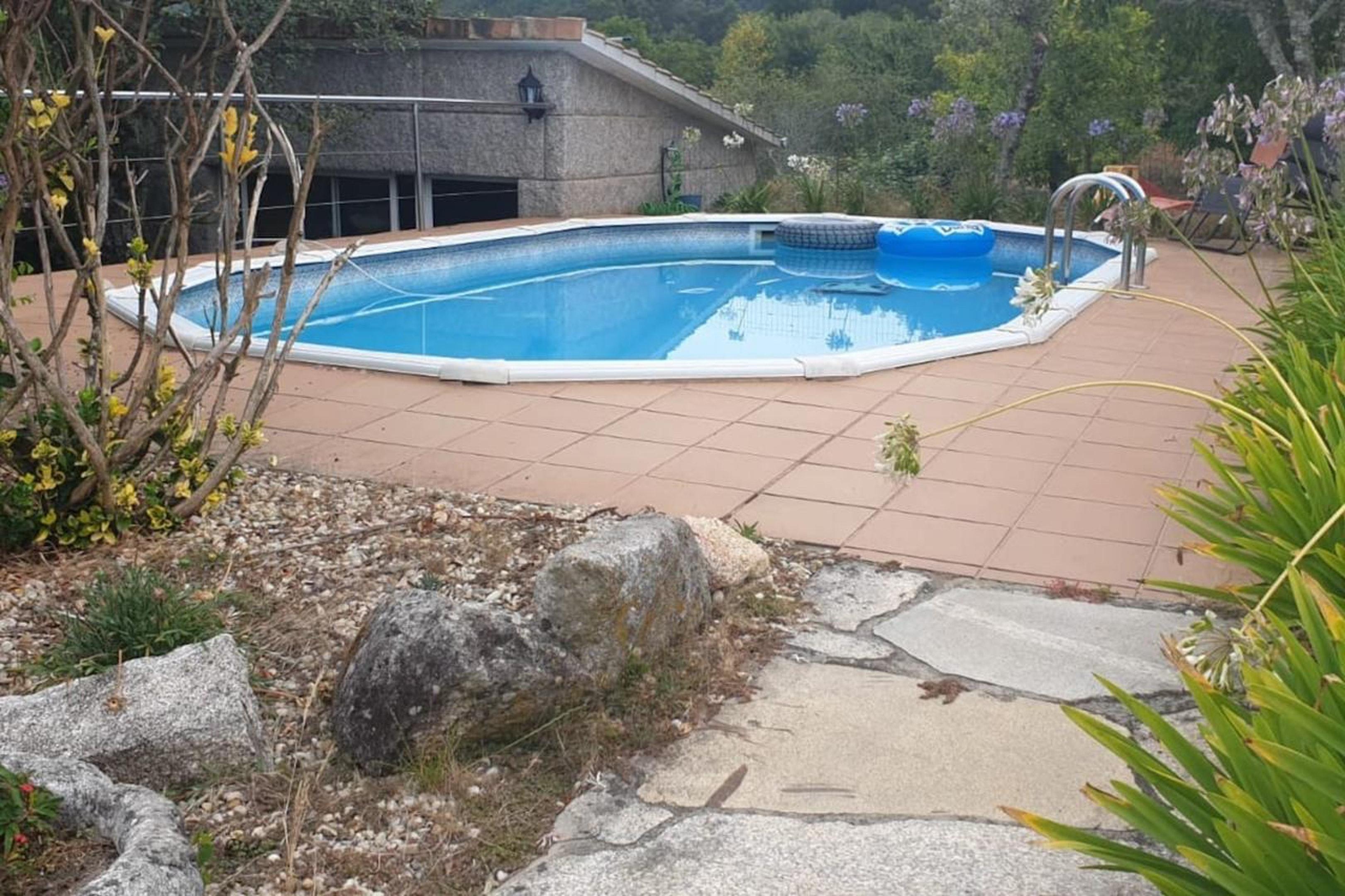 Haus mit 3 Schlafzimmern in Gondomar mit toller Au Ferienhaus  Galizien