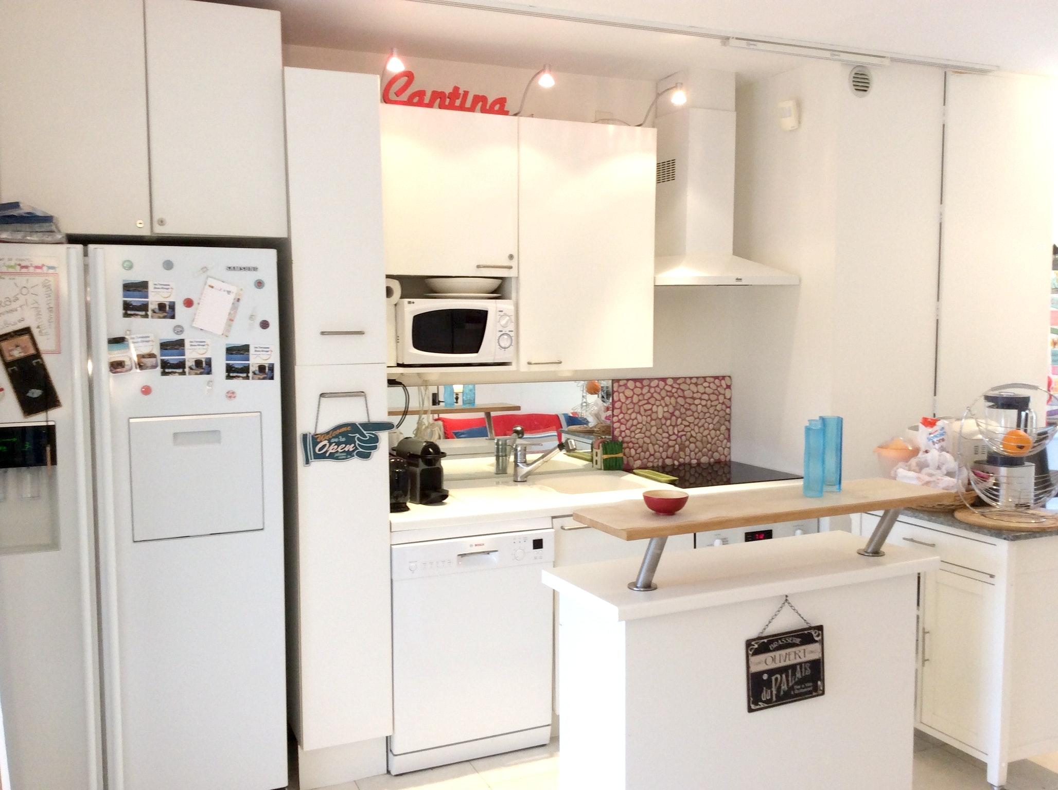 Appartement de vacances Wohnung mit einem Schlafzimmer in Carqueiranne mit Pool, eingezäuntem Garten und W-LAN - 7 (2231381), Carqueiranne, Côte d'Azur, Provence - Alpes - Côte d'Azur, France, image 12
