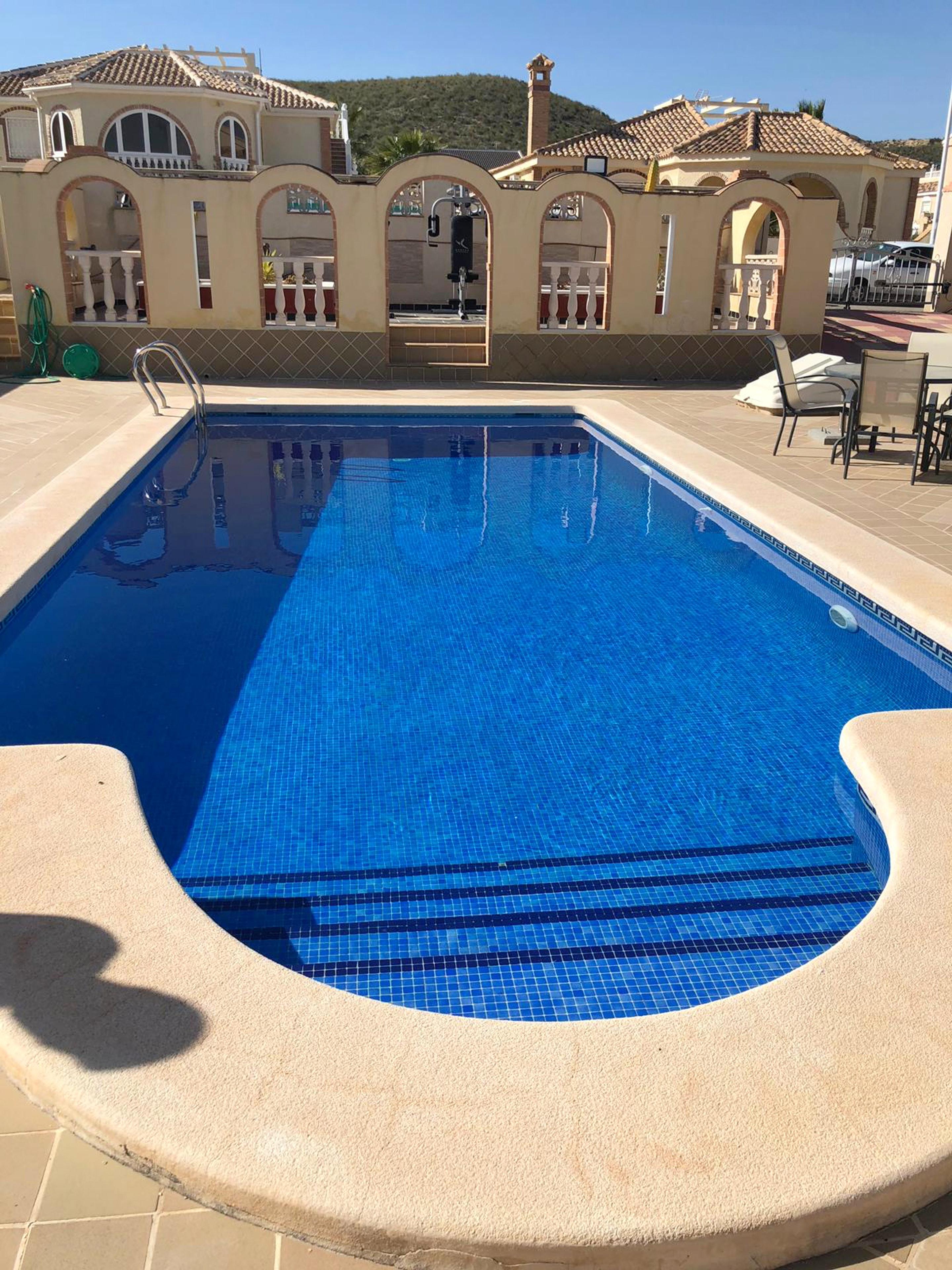 Appartement de vacances Wohnung mit 2 Schlafzimmern in Mazarrón mit toller Aussicht auf die Berge, privatem Pool,  (2632538), Mazarron, Costa Calida, Murcie, Espagne, image 3