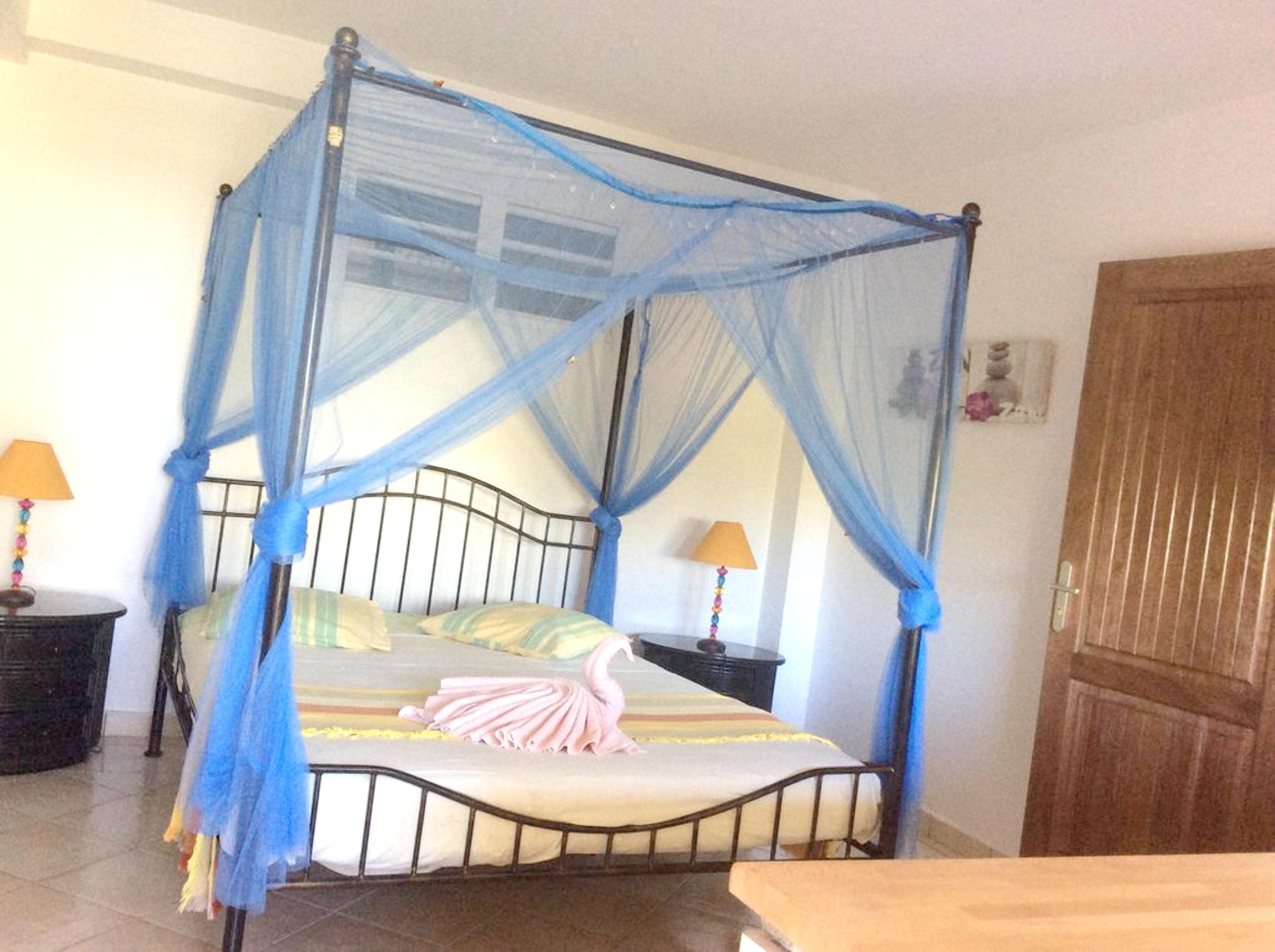 Immobilie mit 2 Schlafzimmern in Deshaies mit herr Ferienhaus in Guadeloupe