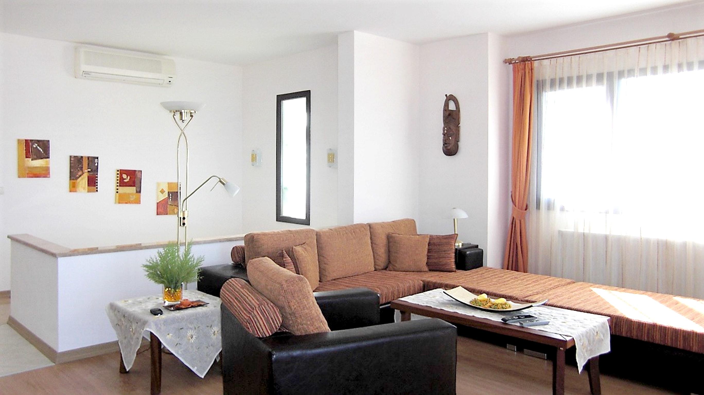 Maison de vacances Moderne türkische Villa mit zwei Pools, herrlicher Aussicht, WLAN und Zugang zu einem Priv (2202326), Turgutreis, , Région Egéenne, Turquie, image 12