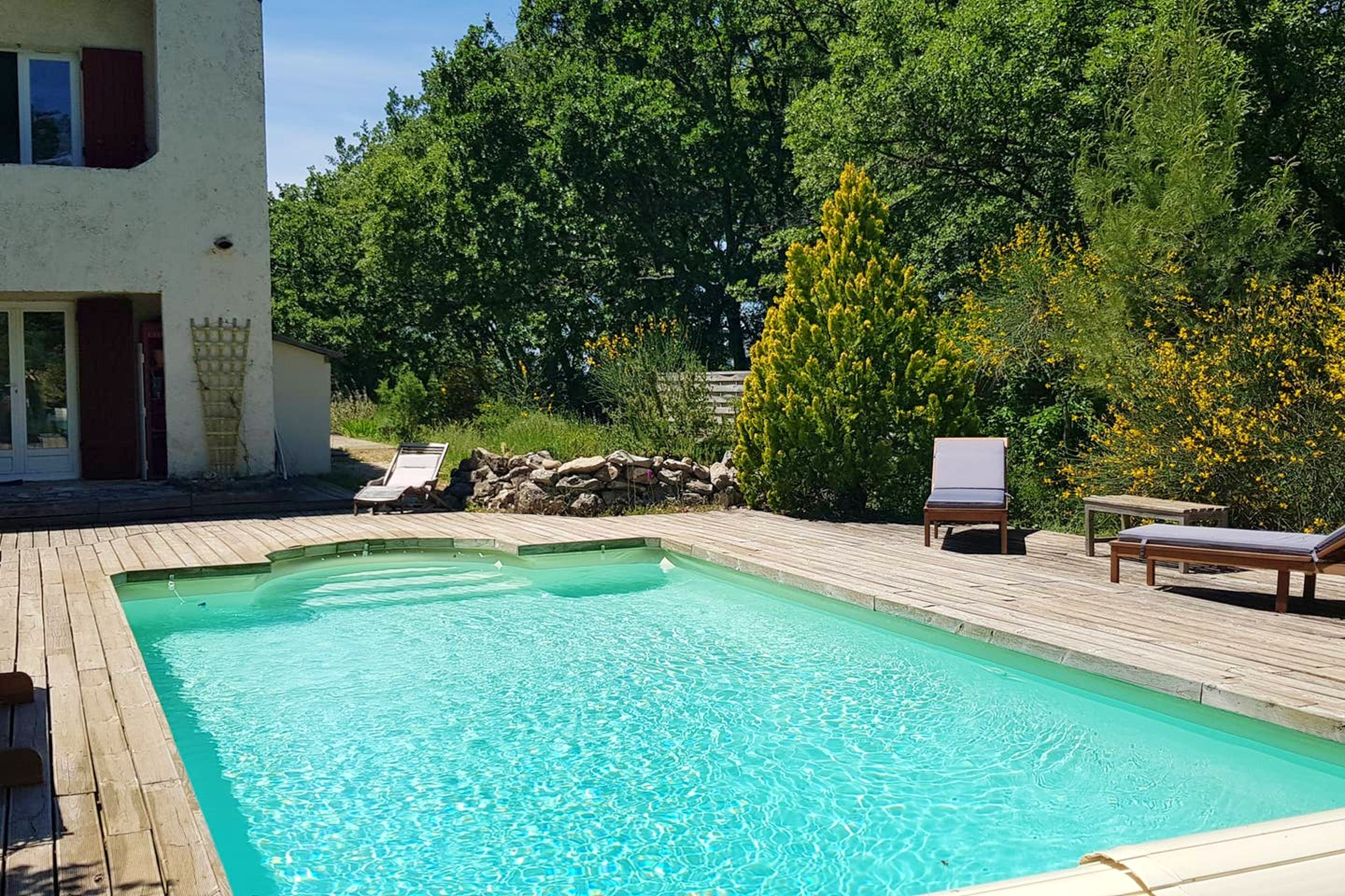 Holiday apartment Wohnung mit einem Schlafzimmer in Grambois mit Pool, eingezäuntem Garten und W-LAN (2818942), Grambois, Vaucluse, Provence - Alps - Côte d'Azur, France, picture 11