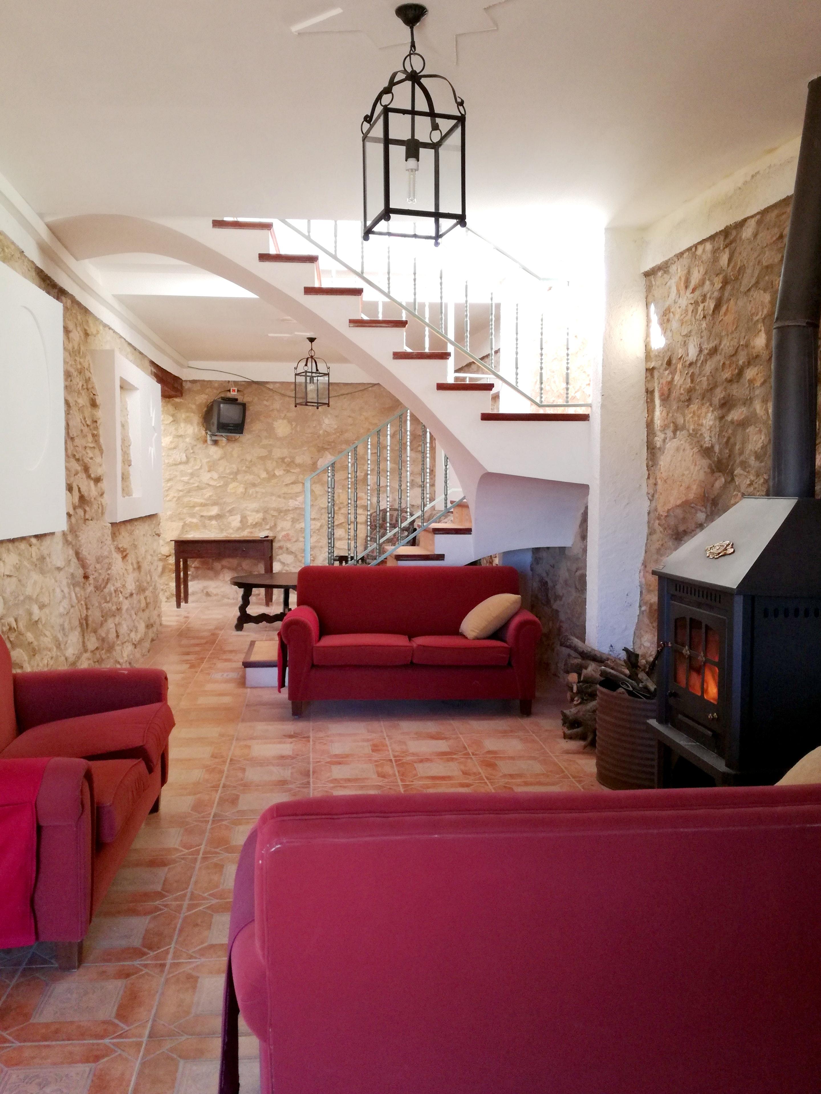 Ferienhaus Haus mit 3 Schlafzimmern in Rossell mit herrlichem Meerblick und eingezäuntem Garten - 35  (2202082), Rossell, Provinz Castellón, Valencia, Spanien, Bild 6