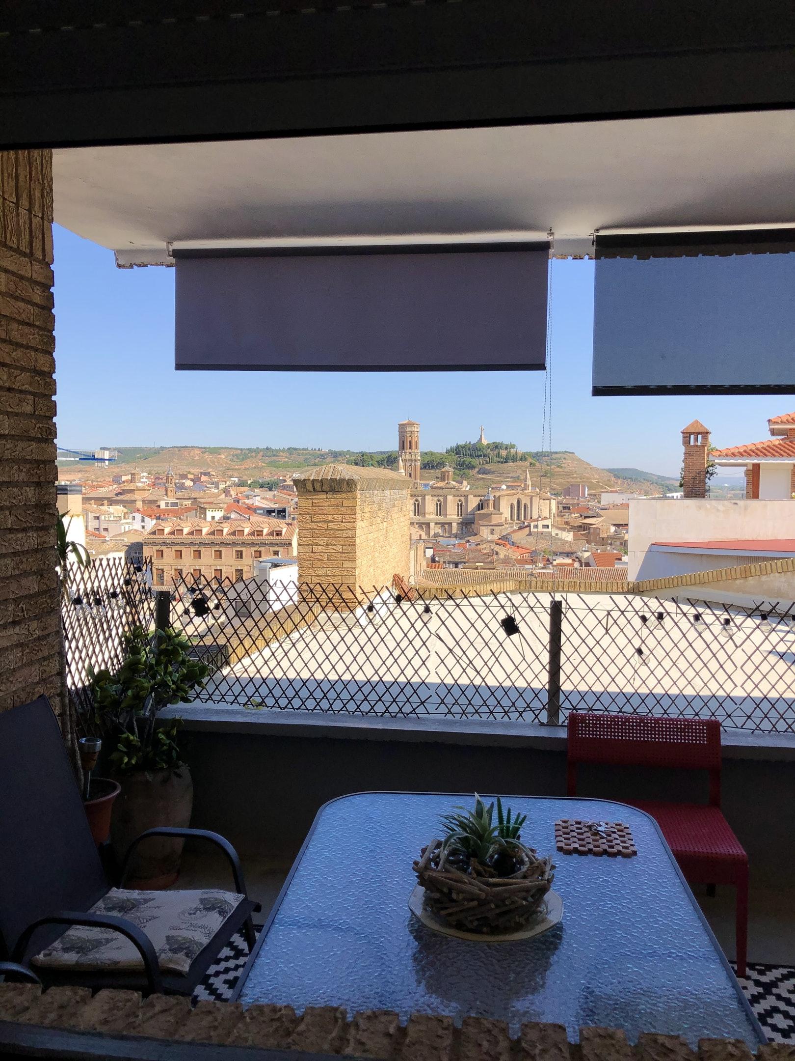 Ferienwohnung Wohnung mit 2 Schlafzimmern in Tudela mit schöner Aussicht auf die Stadt, möblierter Terra (2708241), Tudela, , Navarra, Spanien, Bild 46