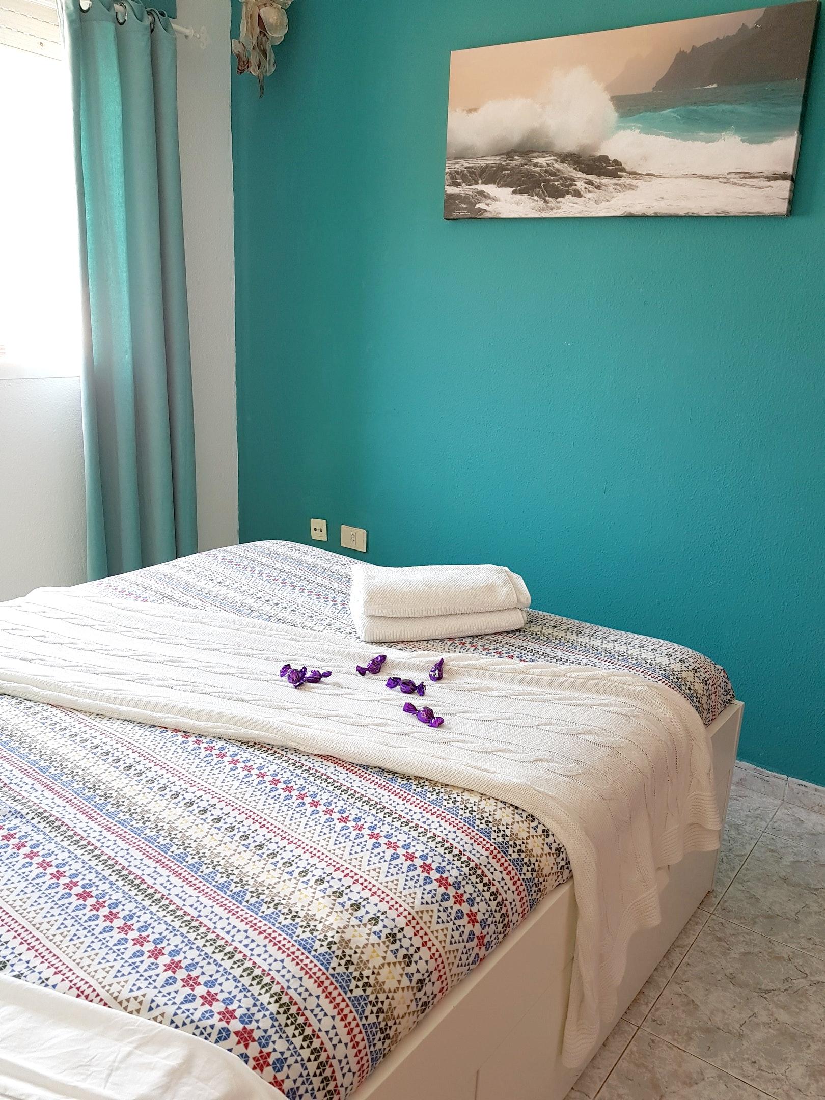 Appartement de vacances Wohnung mit einem Schlafzimmer in Candelaria mit toller Aussicht auf die Berge, Pool, möbl (2208287), El Socorro, Ténérife, Iles Canaries, Espagne, image 7