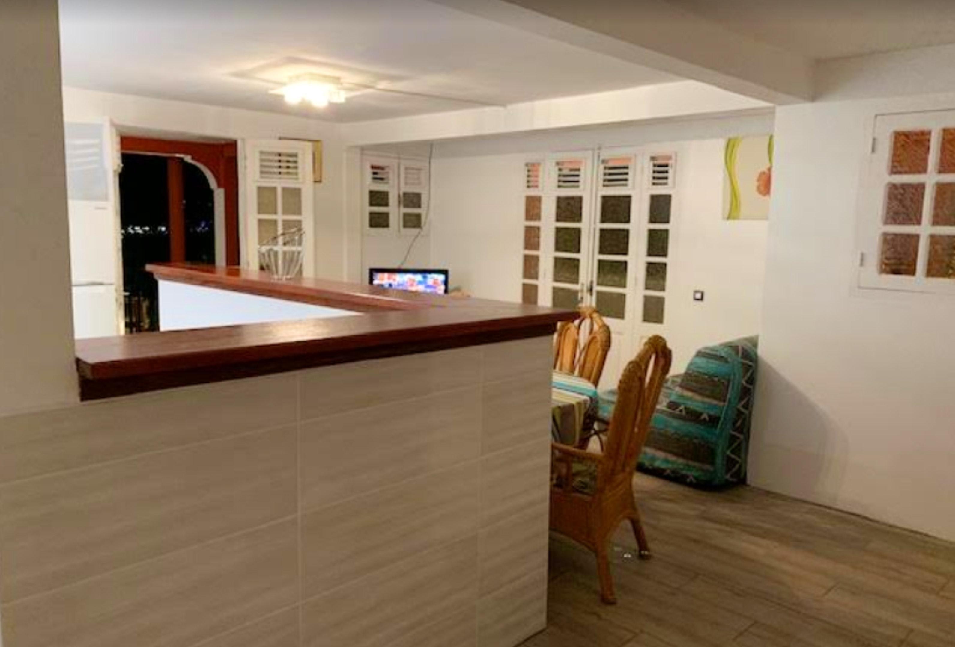 Ferienwohnung Wohnung mit 2 Schlafzimmern in Le Marin mit herrlichem Meerblick, eingezäuntem Garten und  (2732957), Le Marin, Le Marin, Martinique, Karibische Inseln, Bild 13