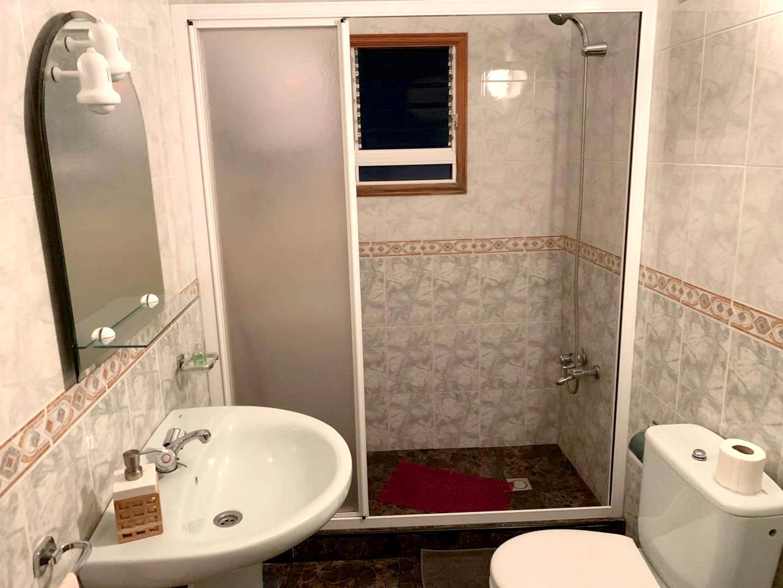 Holiday apartment Wohnung mit 3 Schlafzimmern in Frontera mit herrlichem Meerblick und möblierter Terrasse - (2691579), Tigaday, El Hierro, Canary Islands, Spain, picture 21