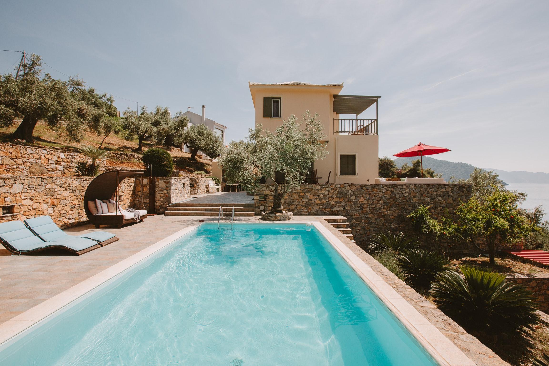 Maison de vacances Villa mit 3 Schlafzimmern in Diasello mit herrlichem Meerblick, privatem Pool, eingezäunte (2339719), Alonnisos, Alonnisos, Sporades, Grèce, image 15