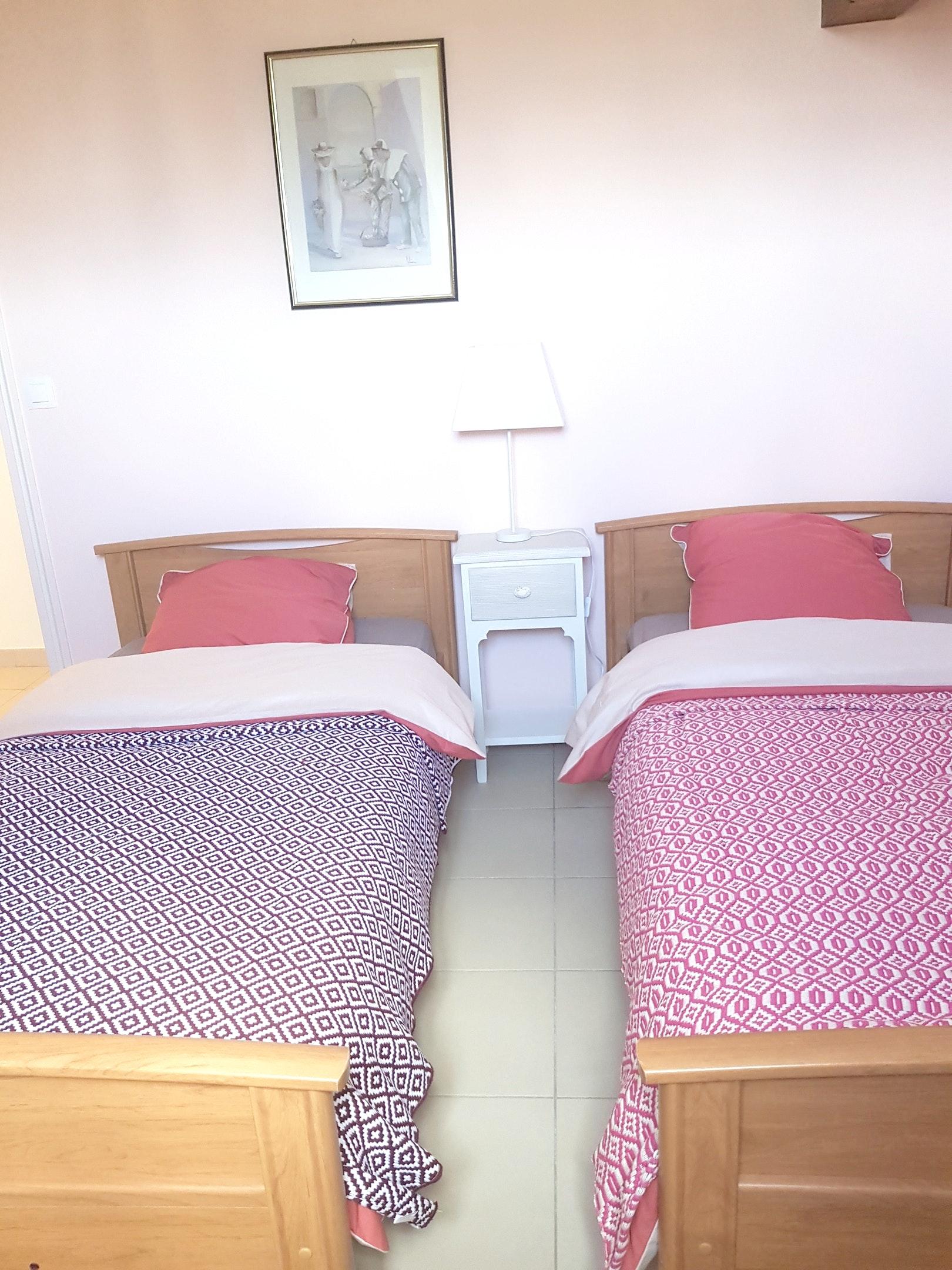 Ferienhaus Haus mit 2 Schlafzimmern in Gacé mit eingezäuntem Garten und W-LAN - 80 km vom Strand entf (2604912), Gacé, Orne, Normandie, Frankreich, Bild 14