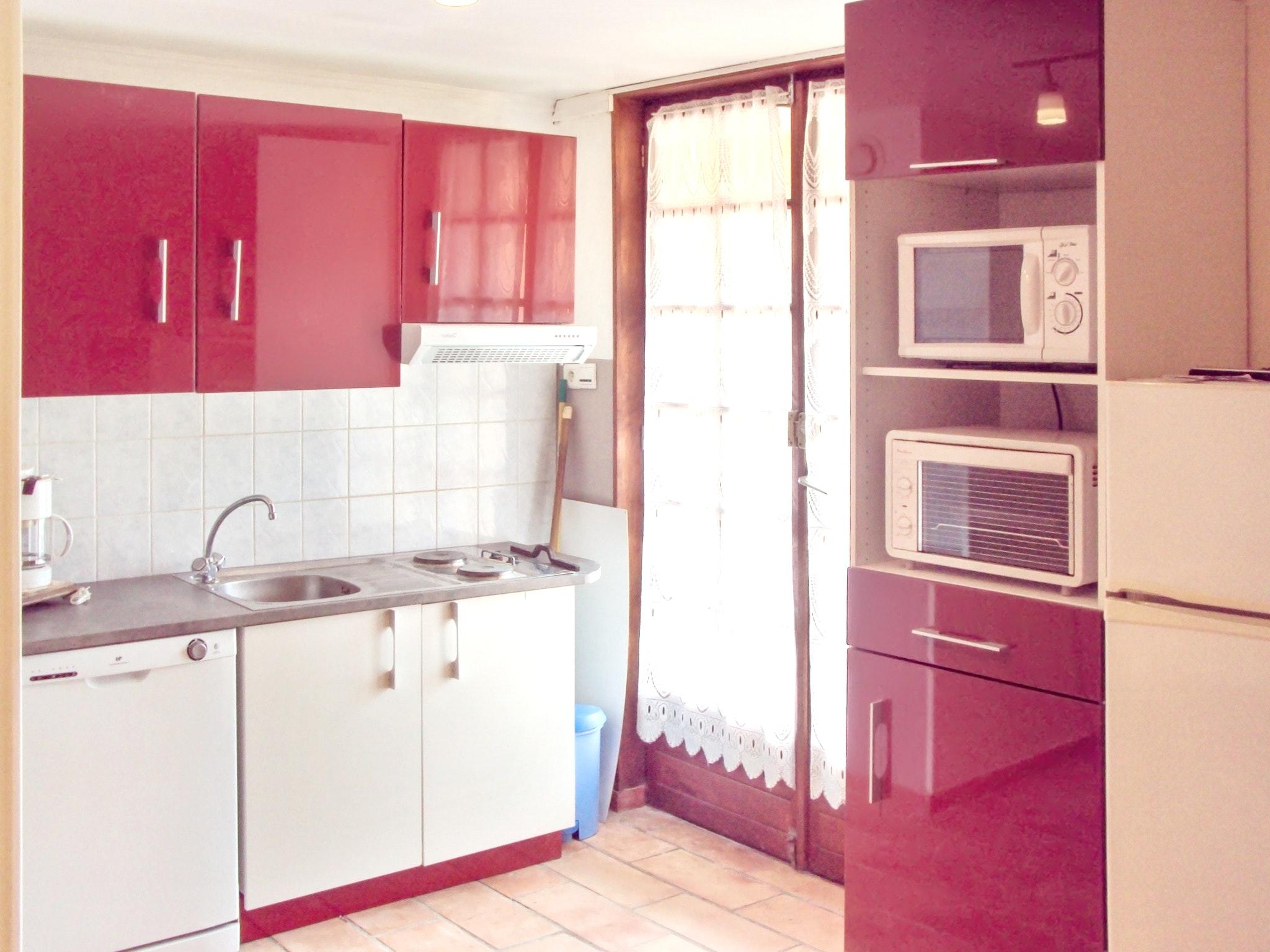 Holiday apartment Wohnung an der Côte d'Azur mit Terrasse, 900 m vom Strand und dem Zentrum entfernt (2202310), Cavalaire sur Mer, Côte d'Azur, Provence - Alps - Côte d'Azur, France, picture 7