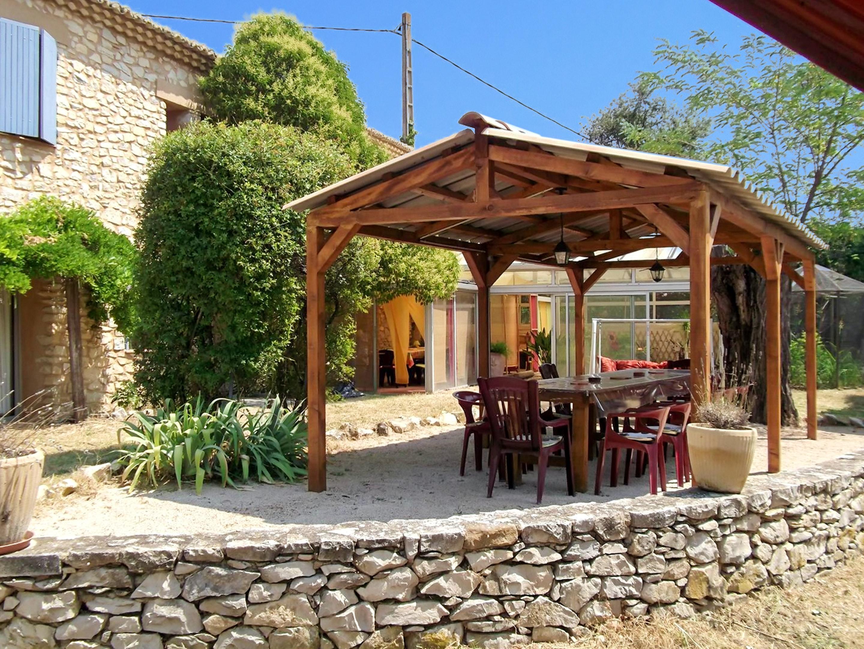 Holiday house Haus mit 6 Schlafzimmern in Vaison-la-Romaine mit toller Aussicht auf die Berge, privatem  (2202757), Vaison la Romaine, Vaucluse, Provence - Alps - Côte d'Azur, France, picture 2