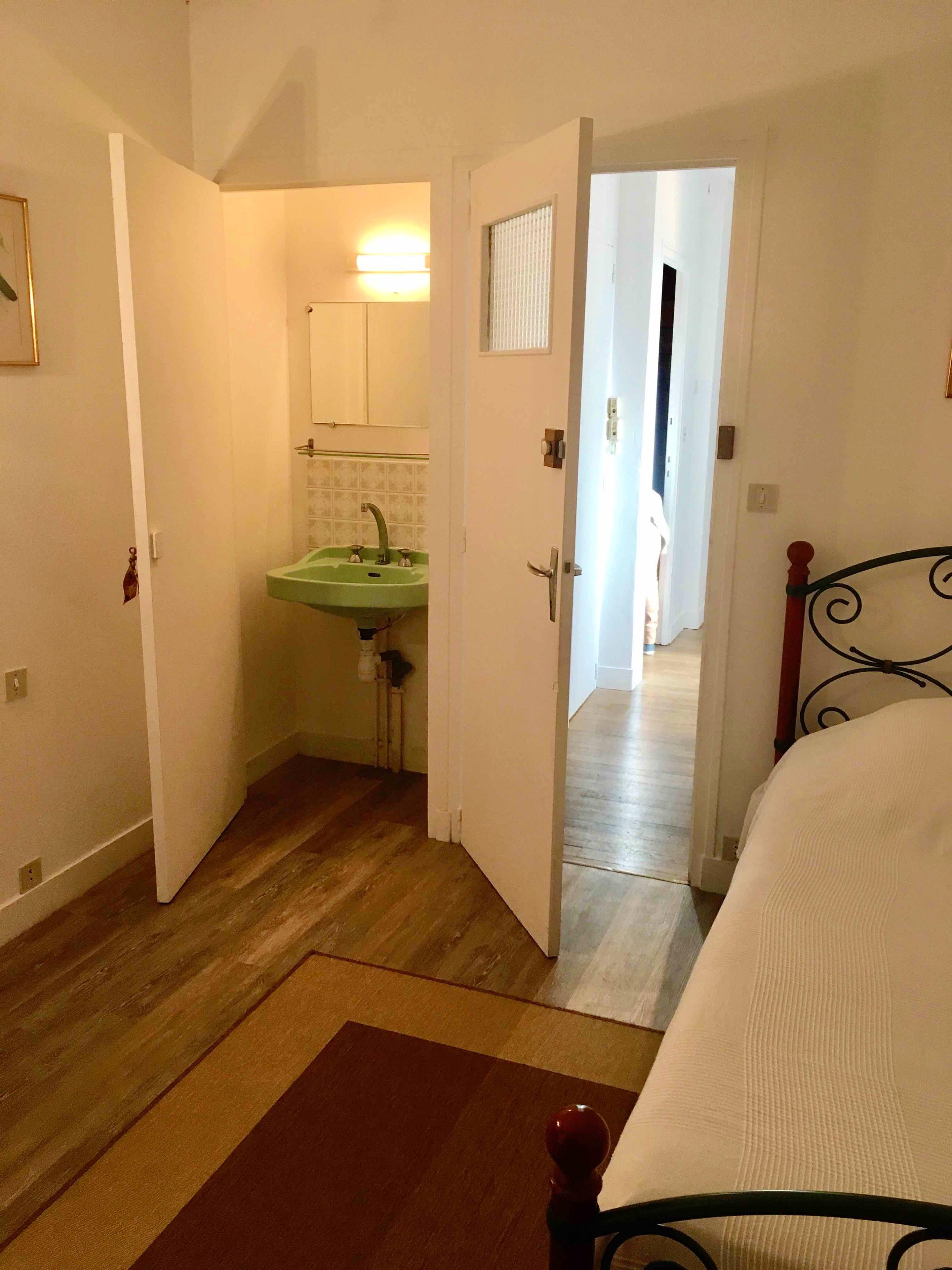 Ferienhaus Haus mit 6 Schlafzimmern in Carrouges mit eingezäuntem Garten und W-LAN - 95 km vom Strand (2572591), Carrouges, Orne, Normandie, Frankreich, Bild 28