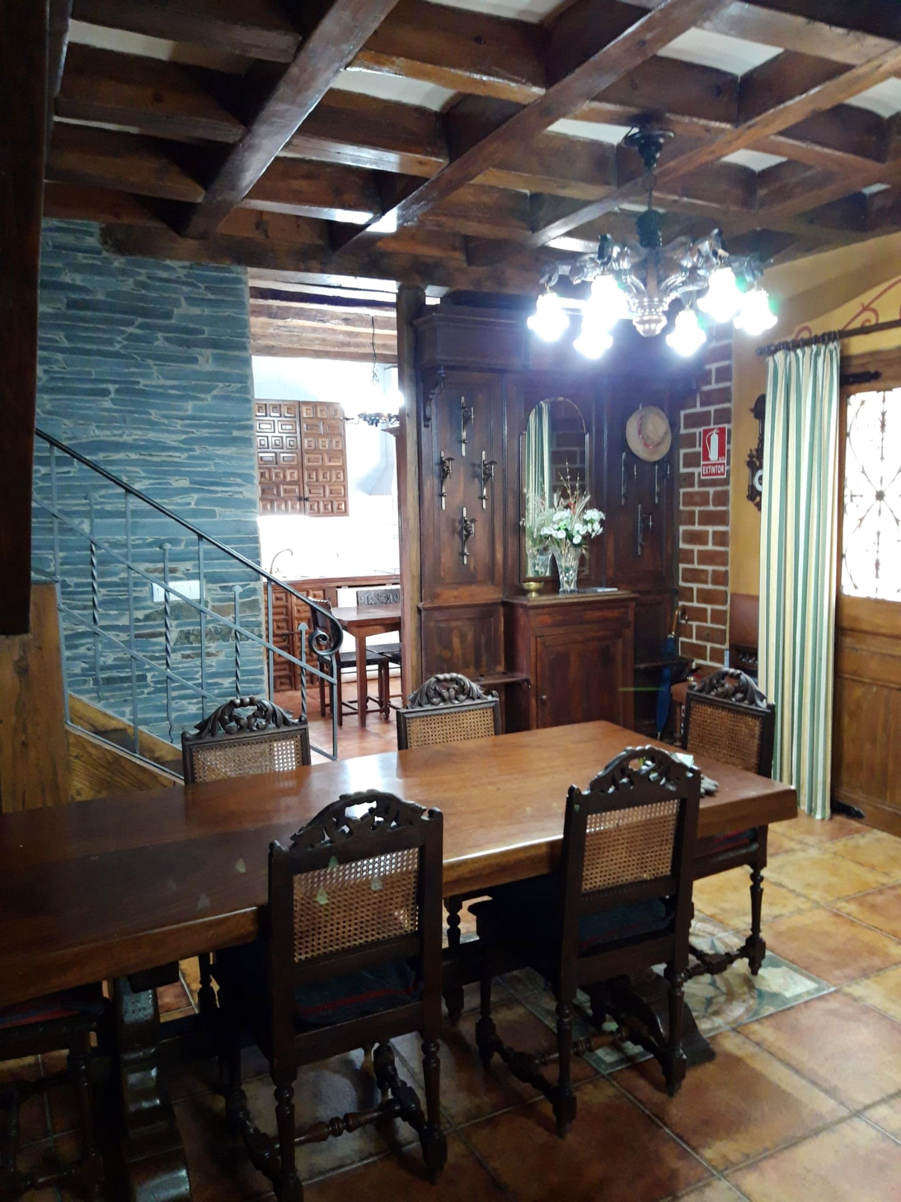 Haus mit 3 Schlafzimmern in Ivanrey mit toller Aus Ferienhaus  Kastilien Leon