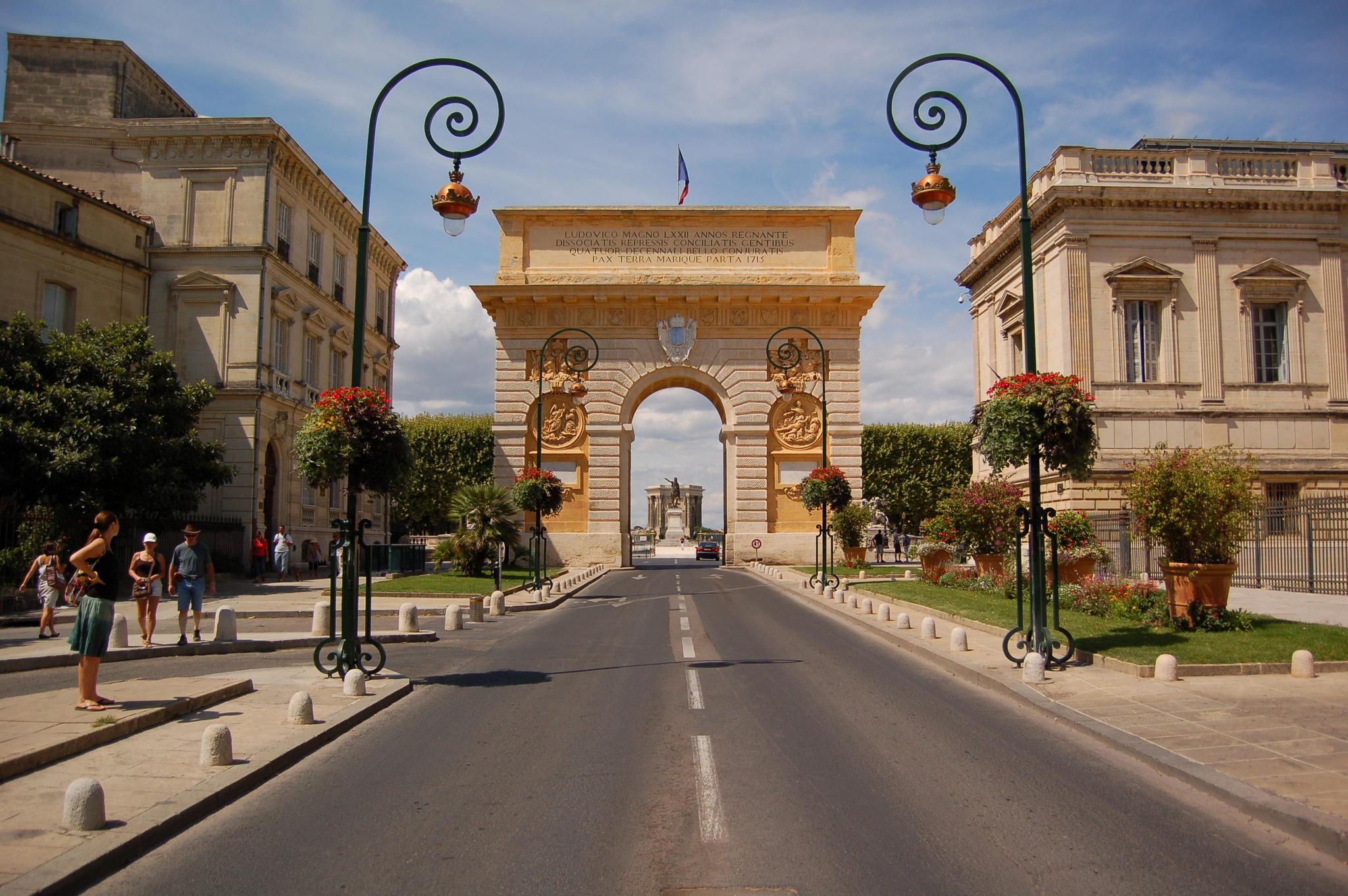 Ferienwohnung Wohnung mit 2 Zimmern in Montpellier mit möblierter Terrasse und W-LAN - 15 km vom Strand  (2351209), Montpellier, Mittelmeerküste Hérault, Languedoc-Roussillon, Frankreich, Bild 14