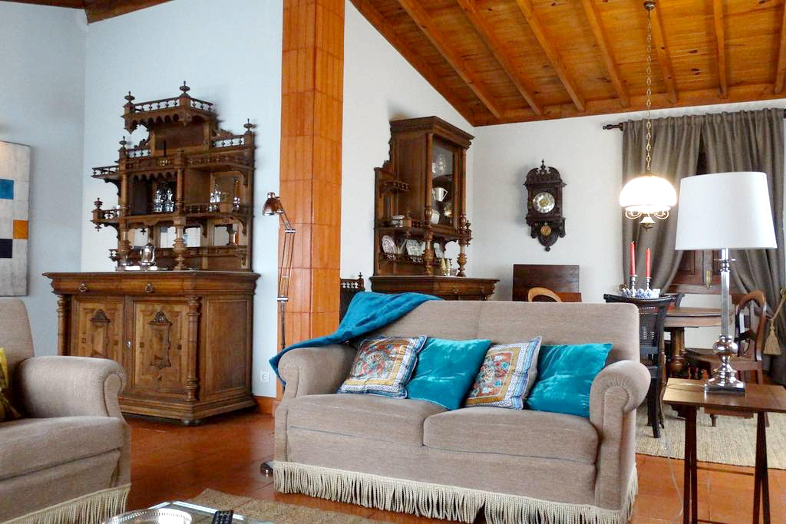 Holiday house Haus mit 3 Schlafzimmern in Vouzela mit bezauberndem Seeblick, privatem Pool, eingezäuntem (2560102), Vouzela, , Central-Portugal, Portugal, picture 13