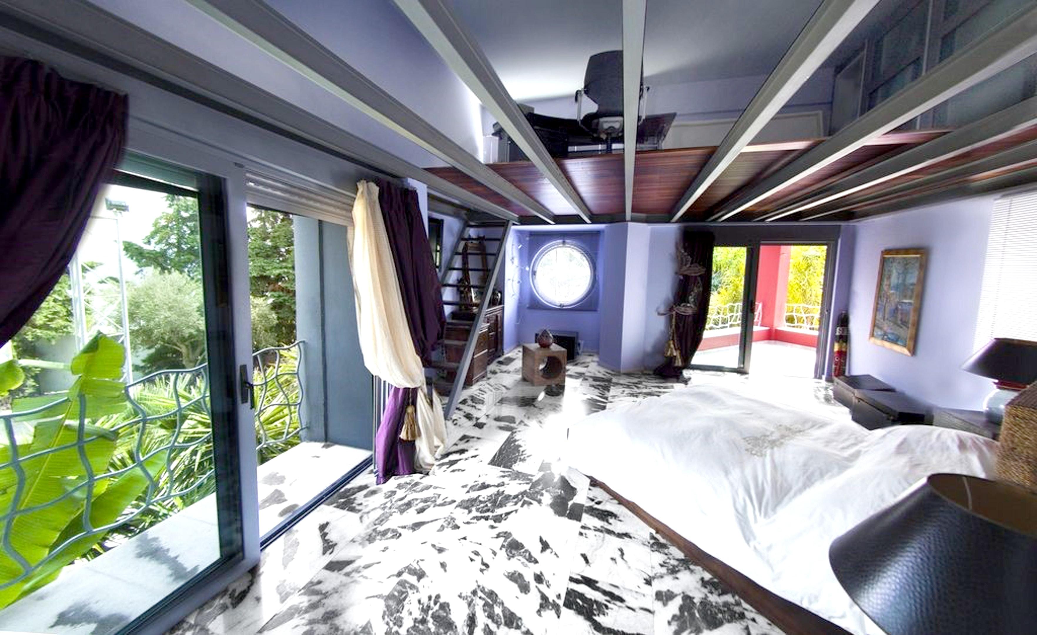 Ferienhaus Villa mit 4 Schlafzimmern in Eretria mit herrlichem Meerblick, privatem Pool, eingezäuntem (2201213), Eretria Evia, , Euböa, Griechenland, Bild 16