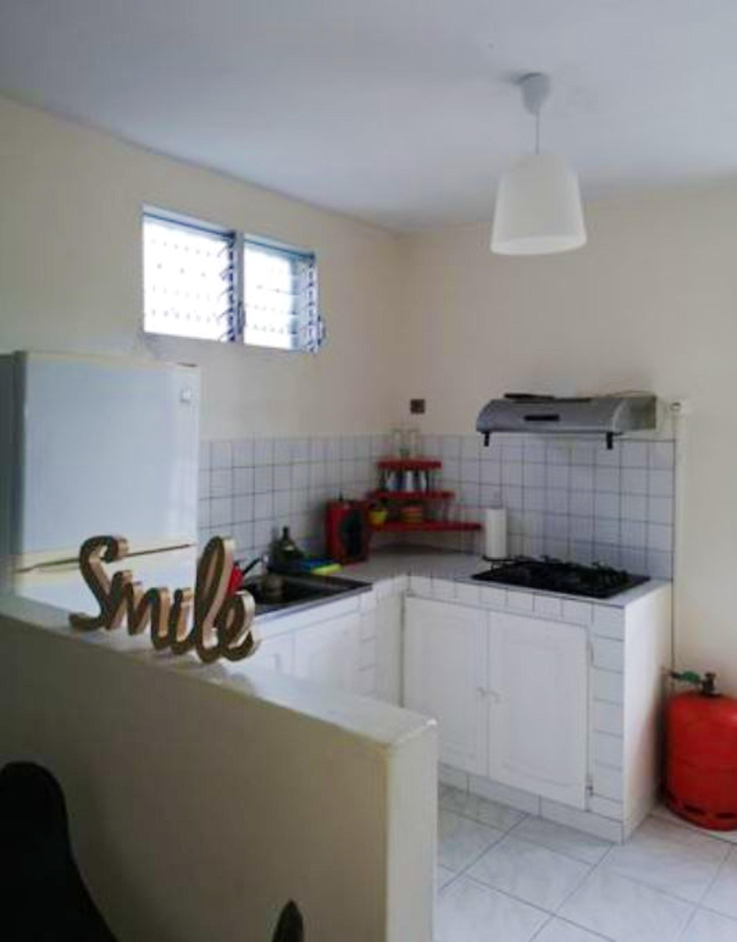 Wohnung mit einem Schlafzimmer in Fort-de-France m Ferienwohnung