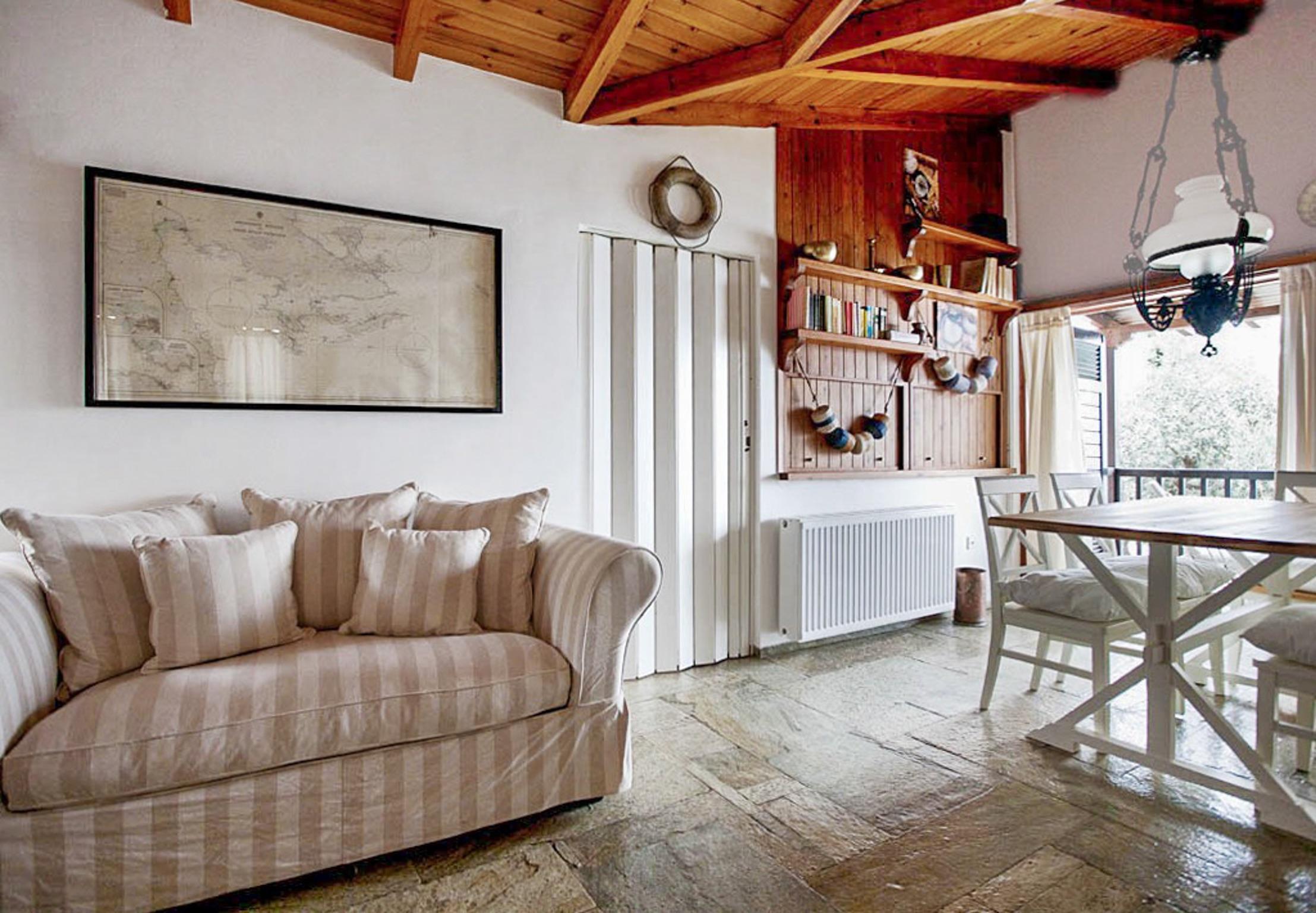 Ferienhaus Villa mit 6 Zimmern in Xiropigado mit herrlichem Meerblick, eingezäuntem Garten und W-LAN  (2201333), Xiropigado, , Peloponnes, Griechenland, Bild 9