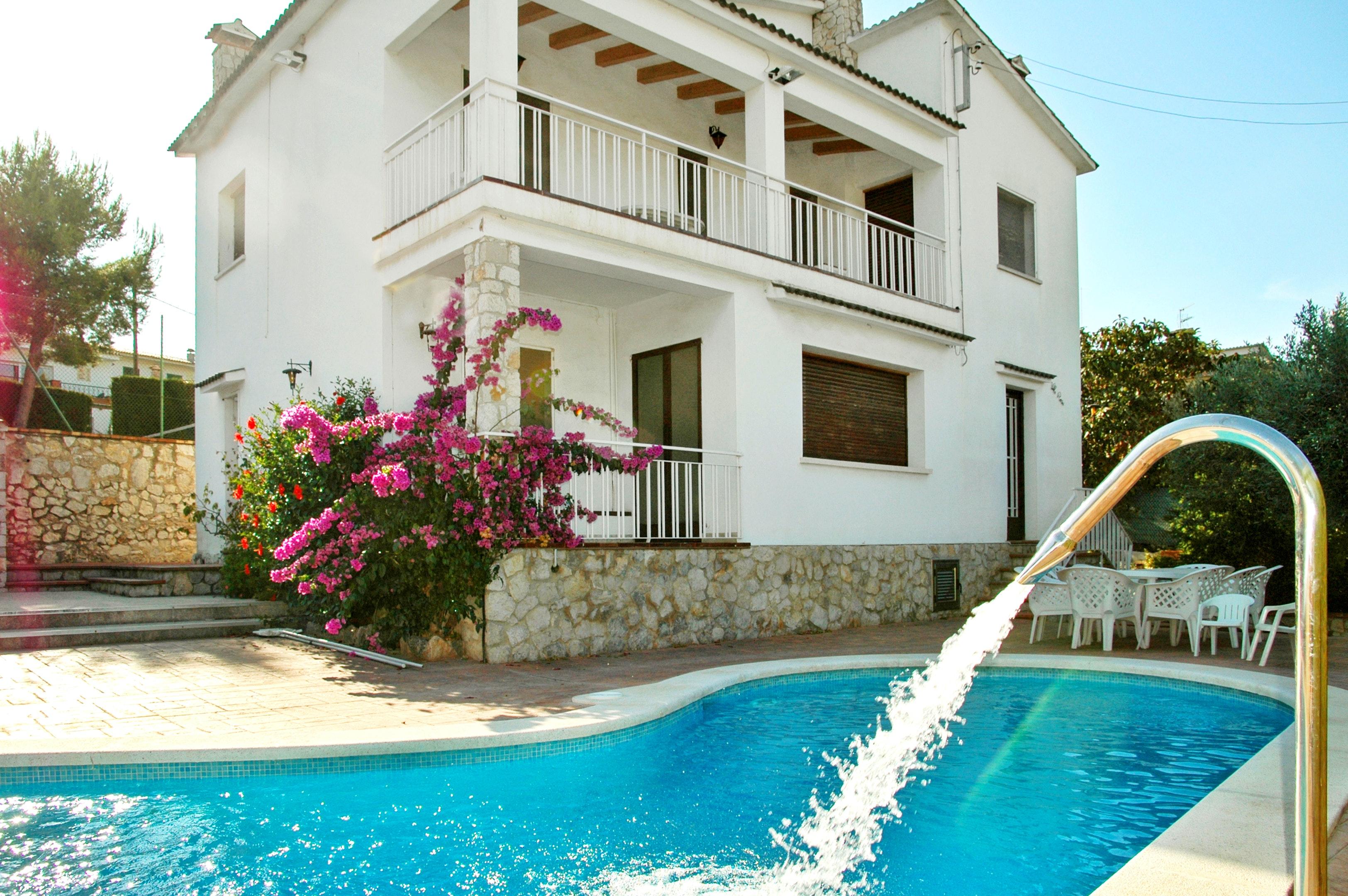 Ferienhaus Villa mit 6 Schlafzimmern in Canyelles mit toller Aussicht auf die Berge, privatem Pool, e (2339365), Canyelles, Costa del Garraf, Katalonien, Spanien, Bild 11