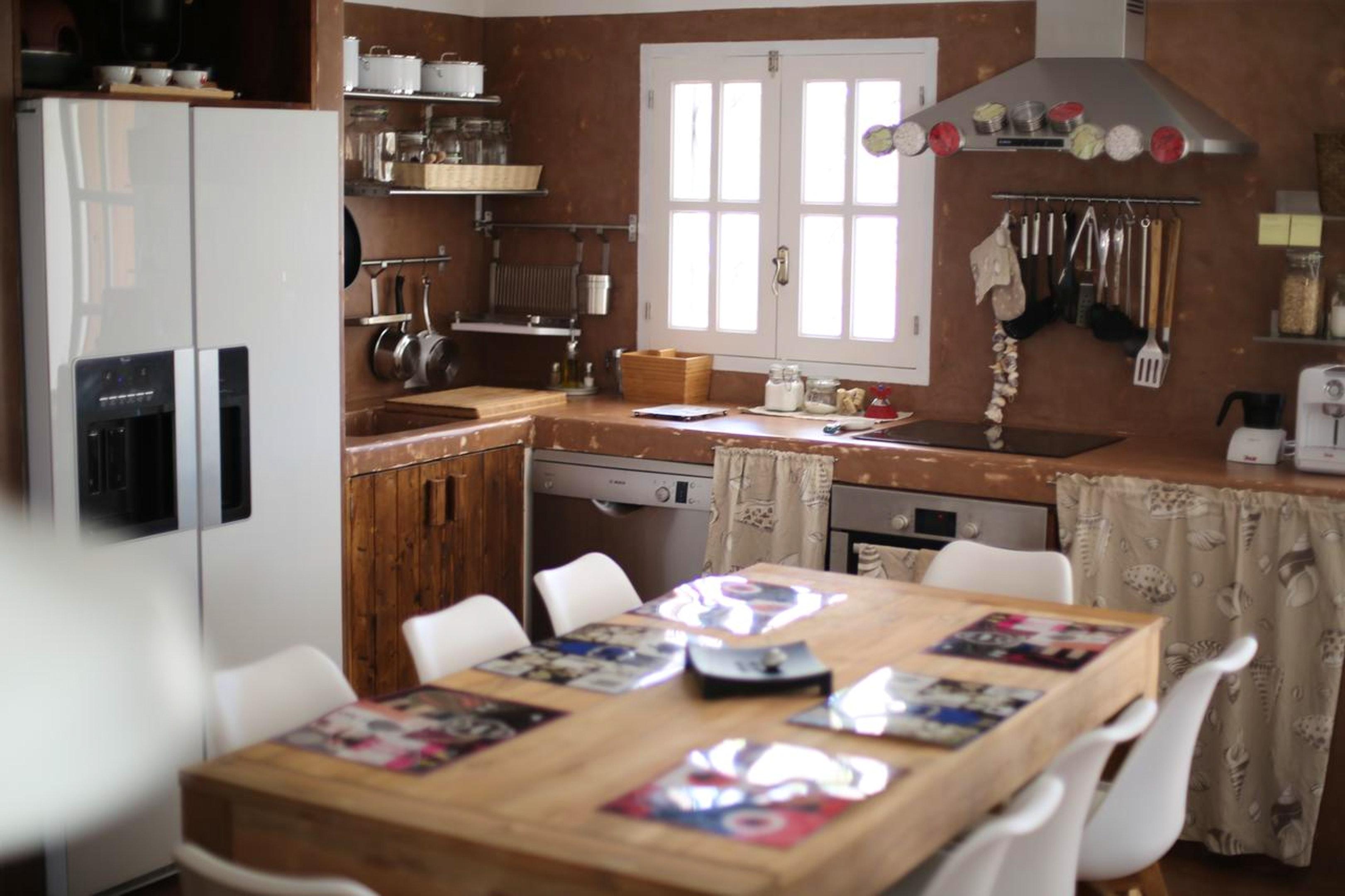 Maison de vacances Haus mit 4 Schlafzimmern in Sant Francesc Xavier mit Terrasse und W-LAN (2700592), San Francisco Javier, Formentera, Iles Baléares, Espagne, image 3