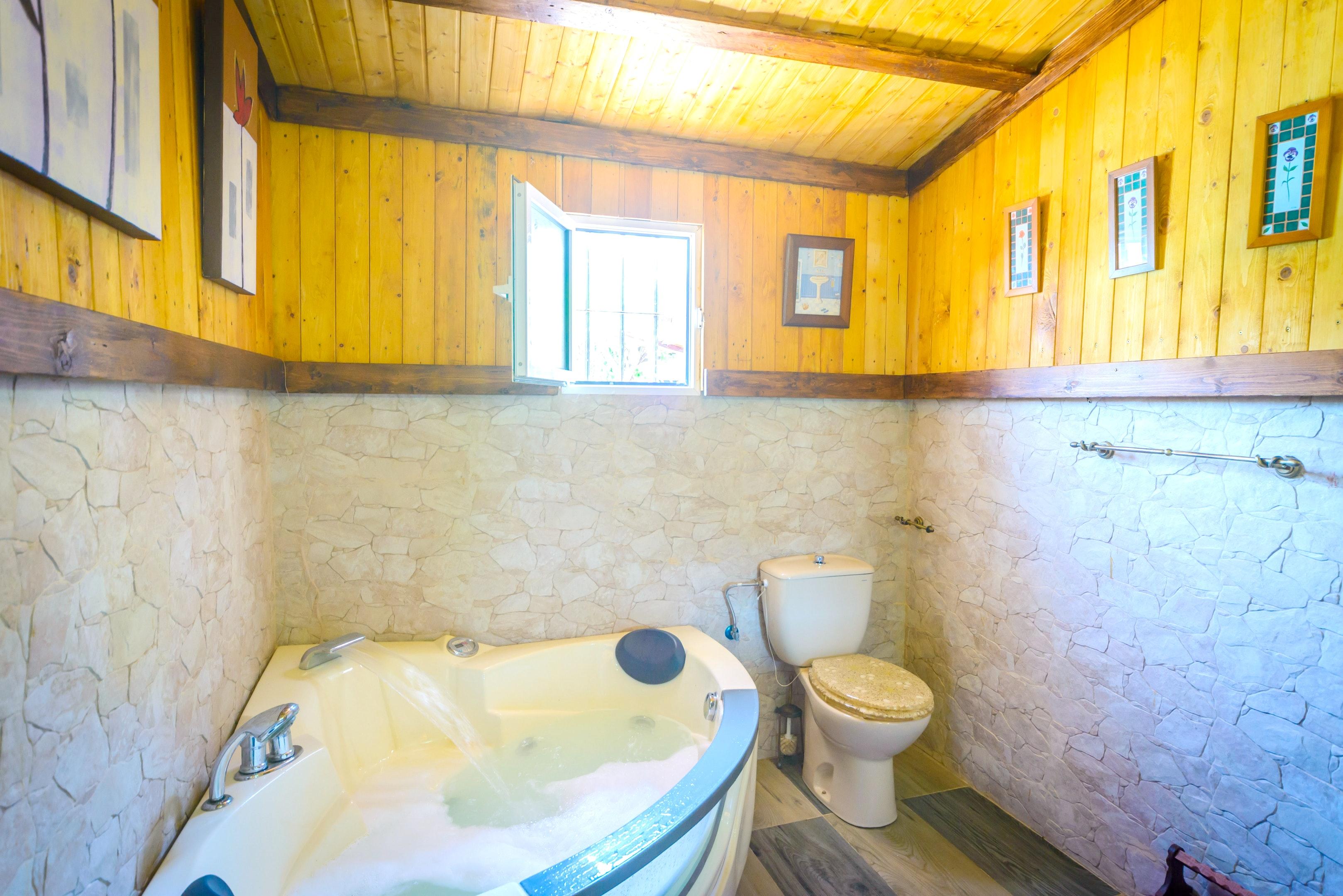 Ferienhaus Villa mit 3 Schlafzimmern in Peñaflor mit privatem Pool, eingezäuntem Garten und W-LAN (2208249), Peñaflor, Sevilla, Andalusien, Spanien, Bild 17